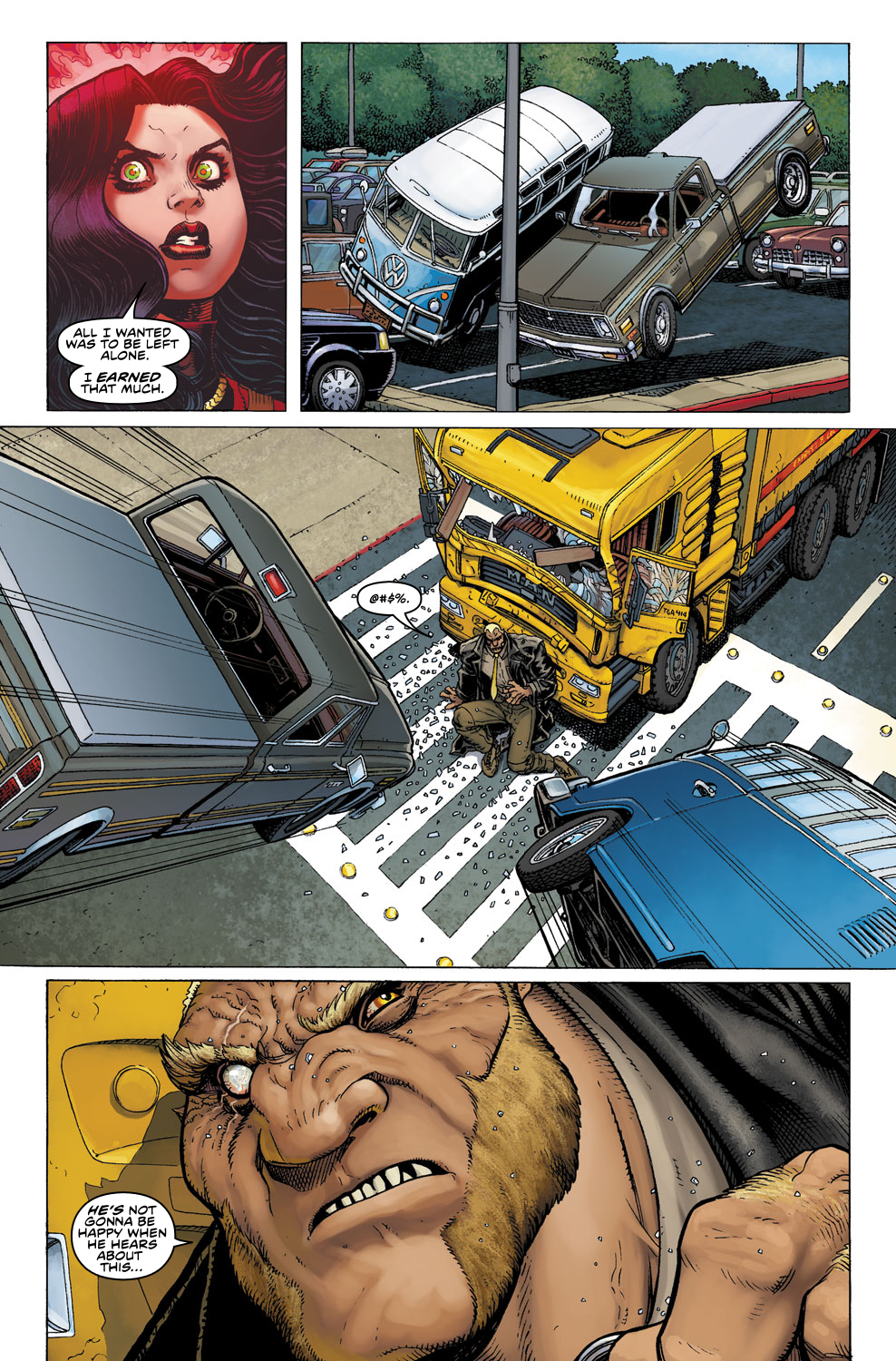 Read online Ultimate X comic -  Issue #2 - 19