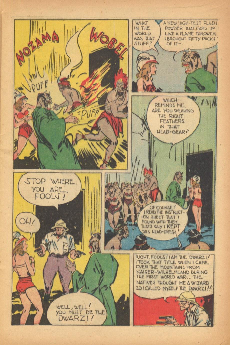 Read online Super-Magician Comics comic -  Issue #47 - 13