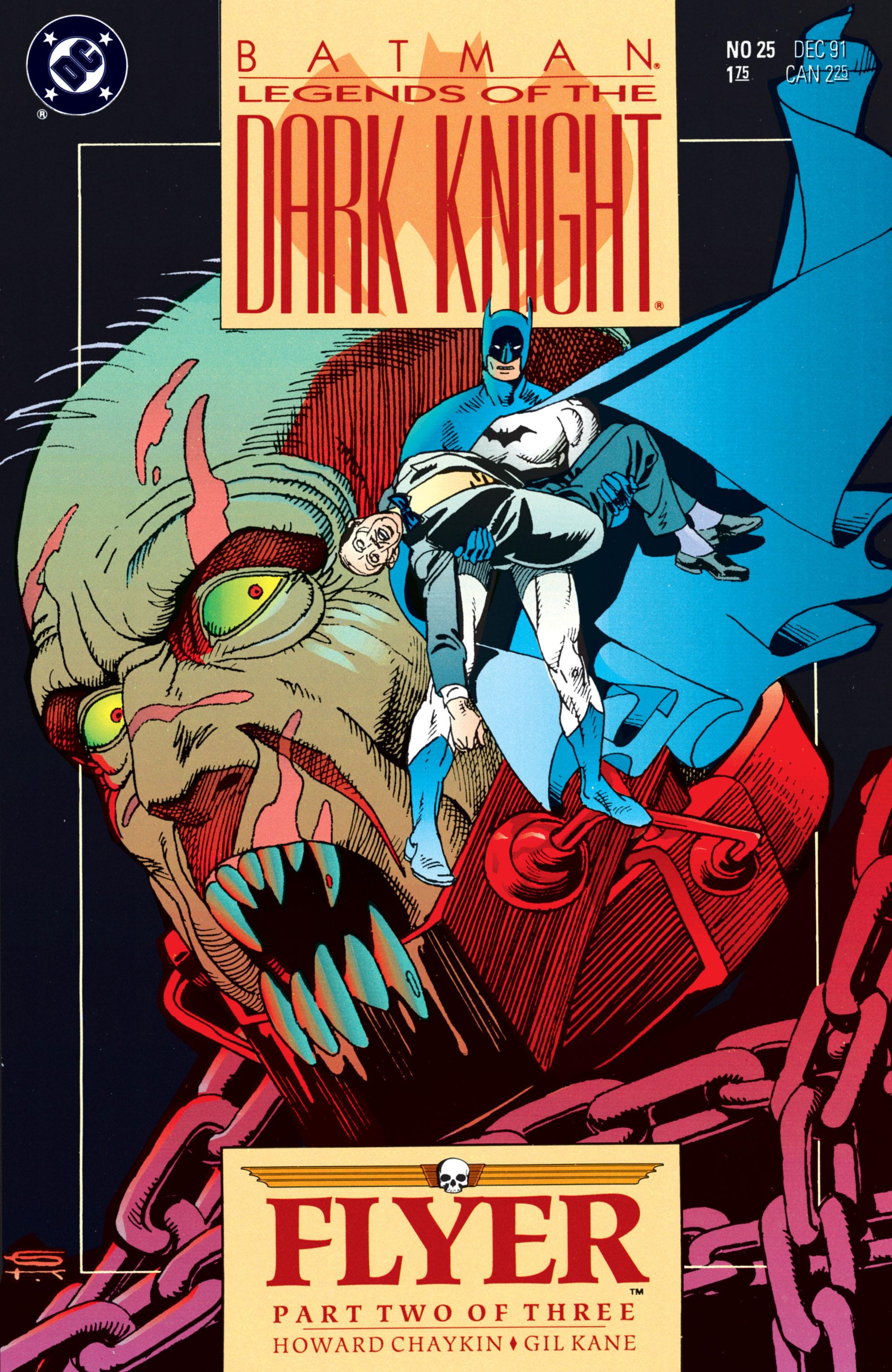 Batman: Legends of the Dark Knight 25 Page 1