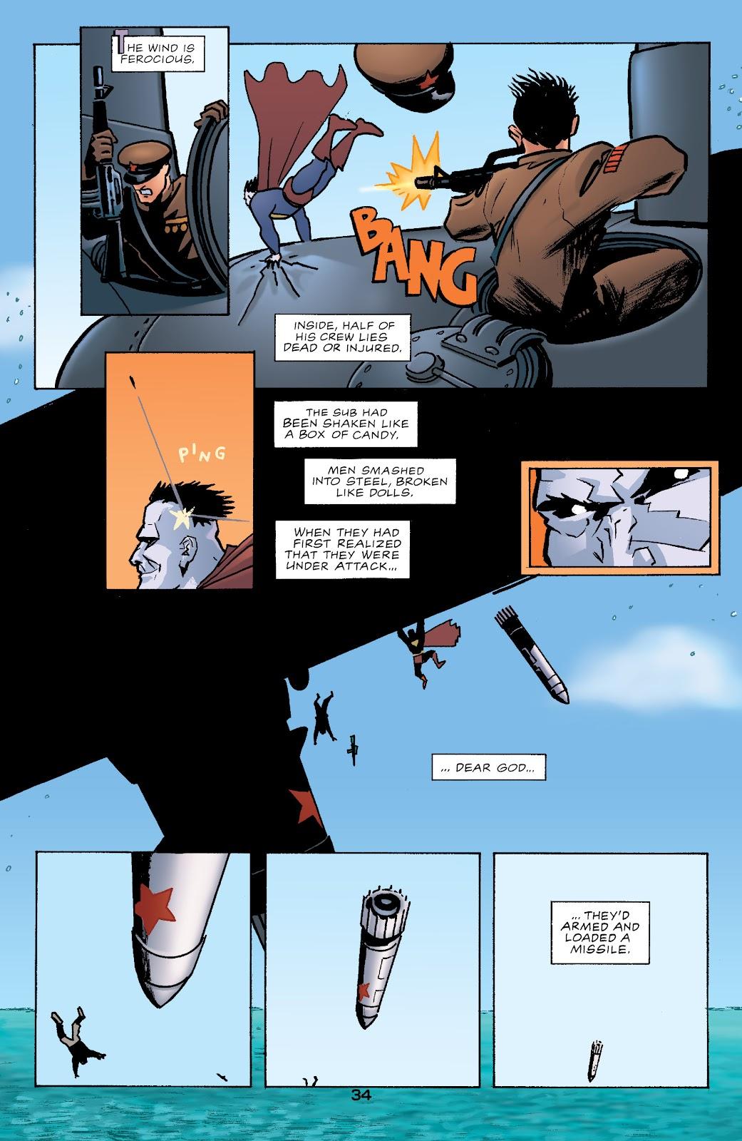 Batman/Superman/Wonder Woman: Trinity issue 1 - Page 31
