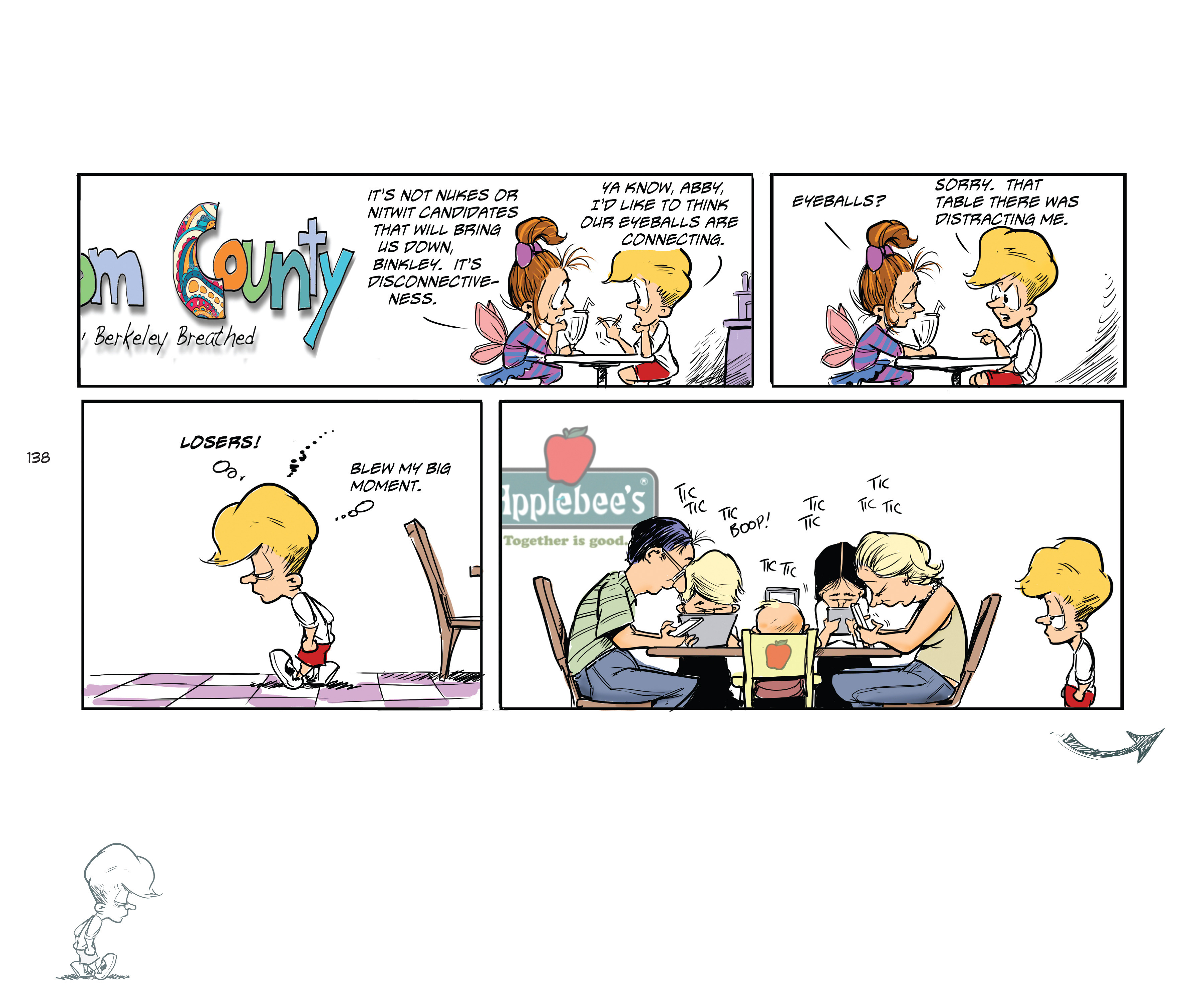Read online Bloom County Episode XI: A New Hope comic -  Issue # Full - 140