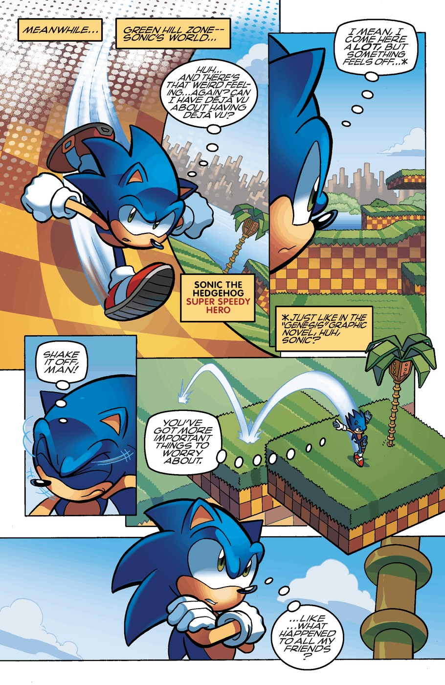 Read online Sonic Universe comic -  Issue #51 - 10