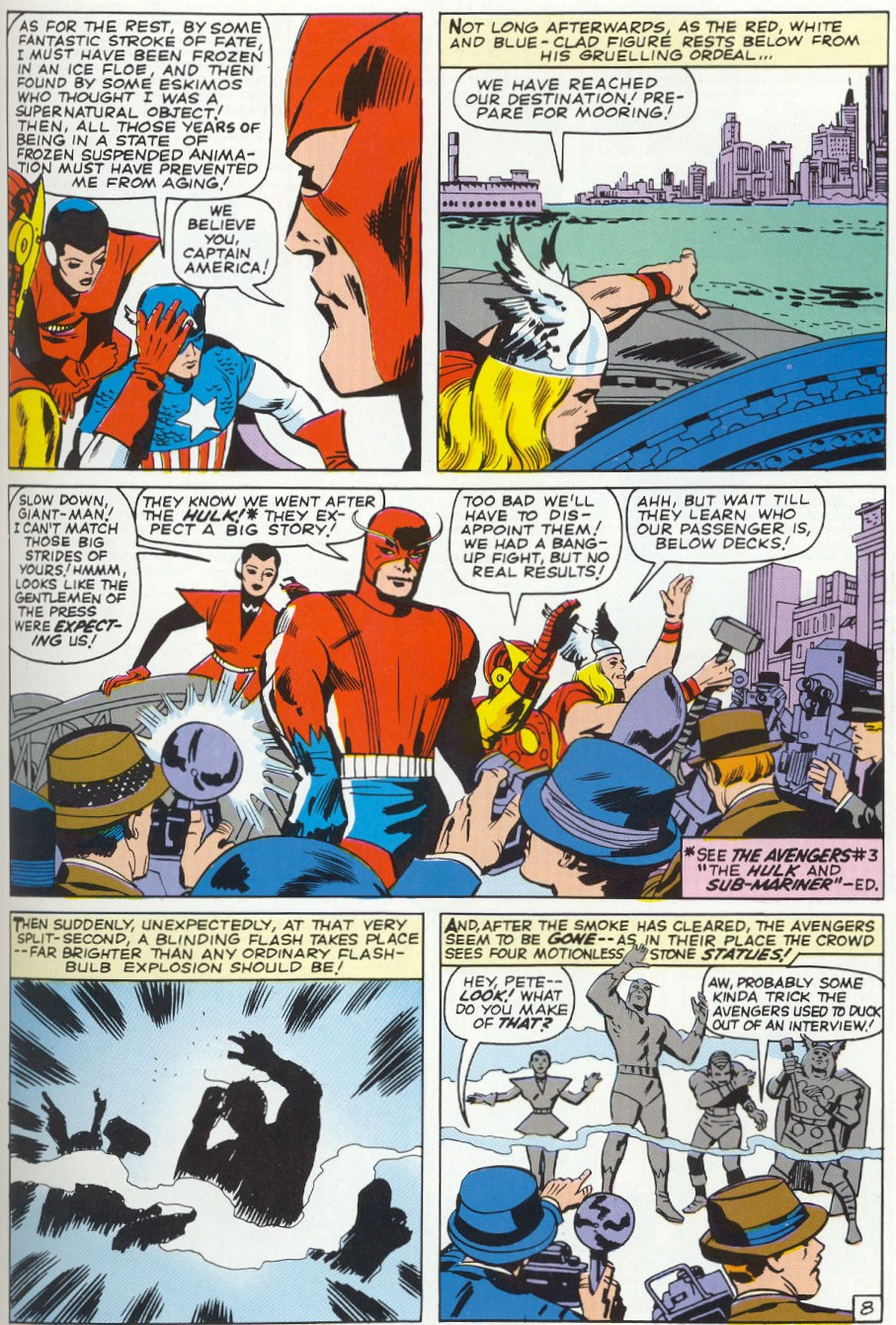 The Avengers (1963) 4 Page 8
