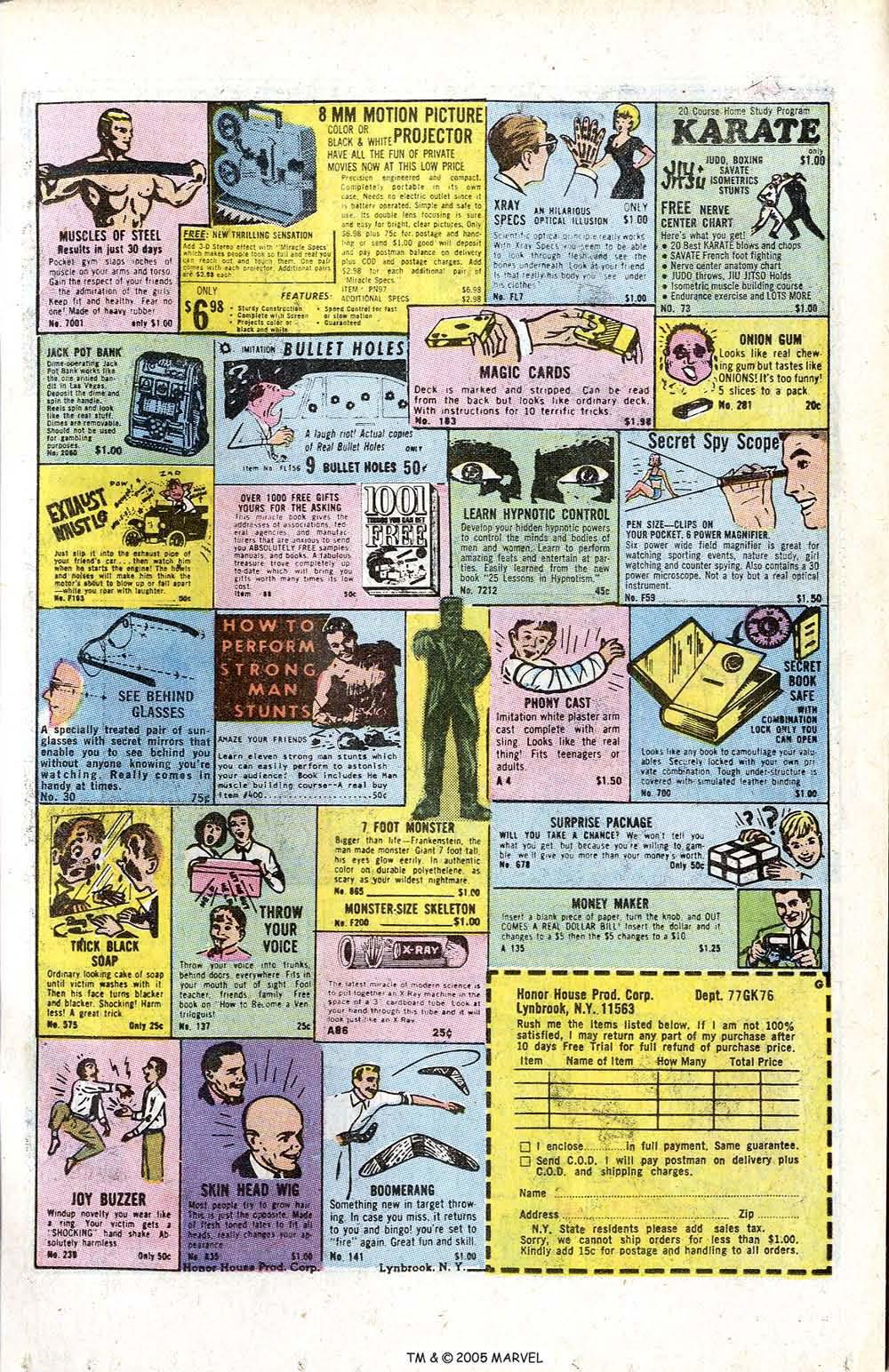 Uncanny X-Men (1963) issue 70 - Page 11