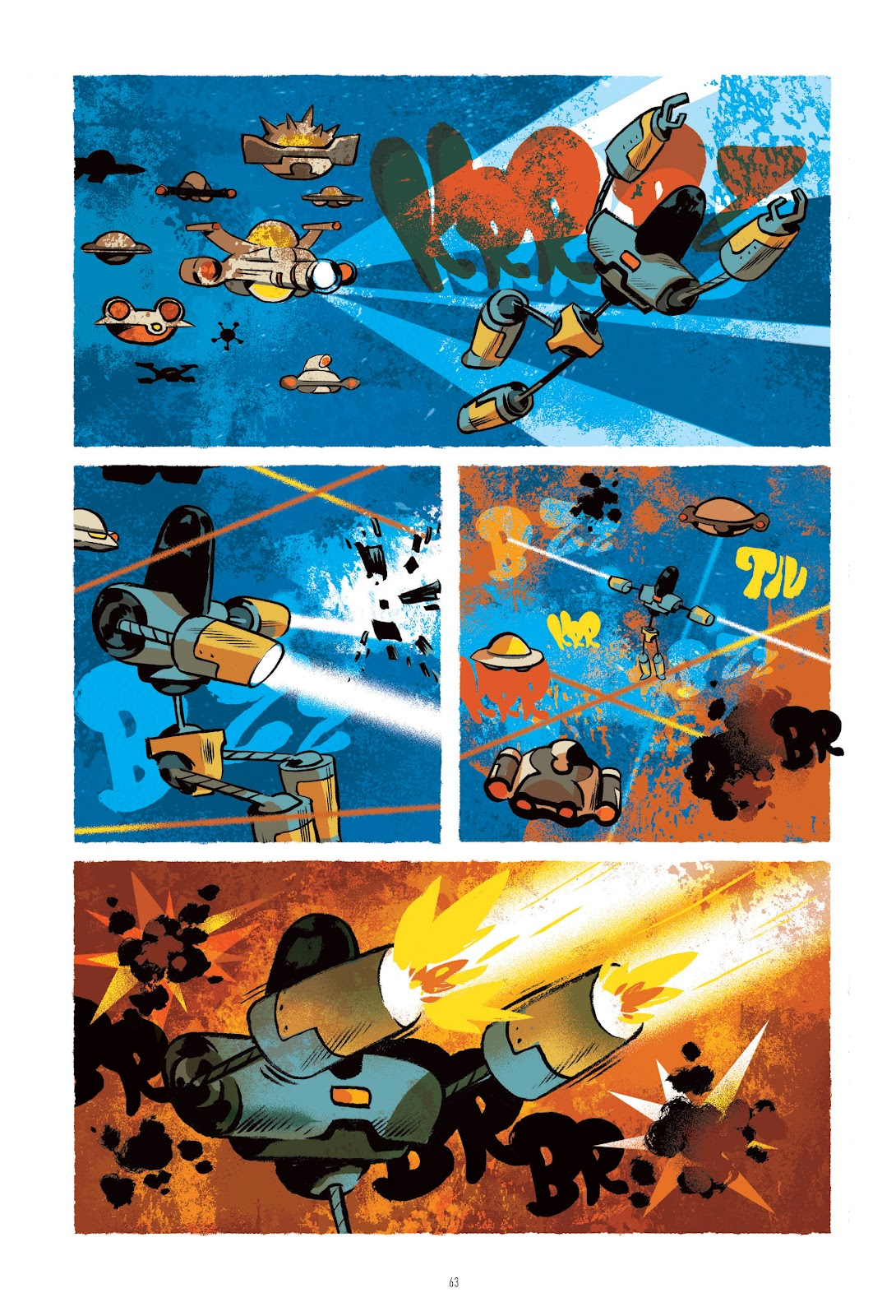 Read online Infinity 8 comic -  Issue # _TPB 3 - 63
