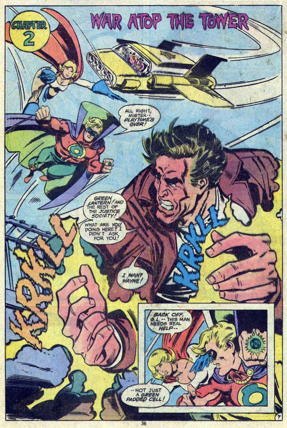 Read online Adventure Comics (1938) comic -  Issue #461 - 36