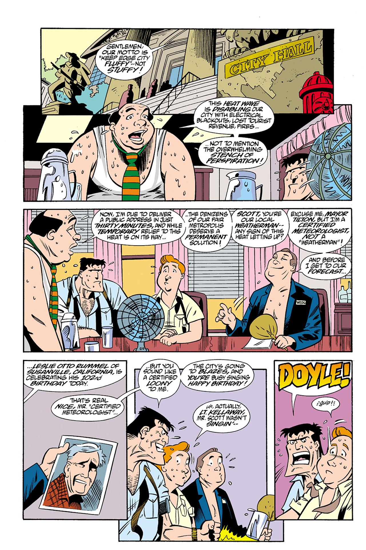 Read online Adventures Of The Mask Omnibus comic -  Issue #Adventures Of The Mask Omnibus Full - 236
