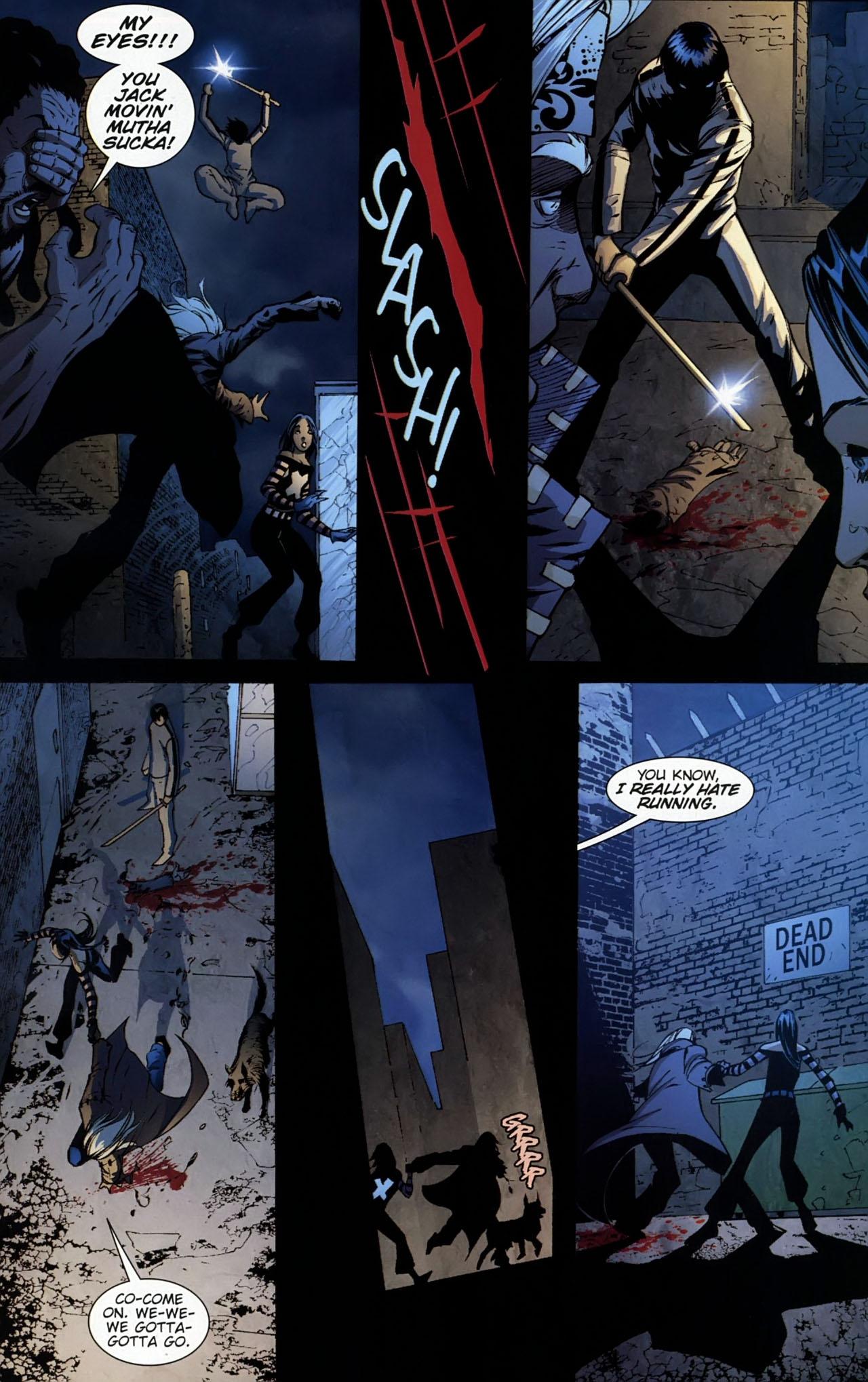 Read online Dead Romeo comic -  Issue #2 - 16