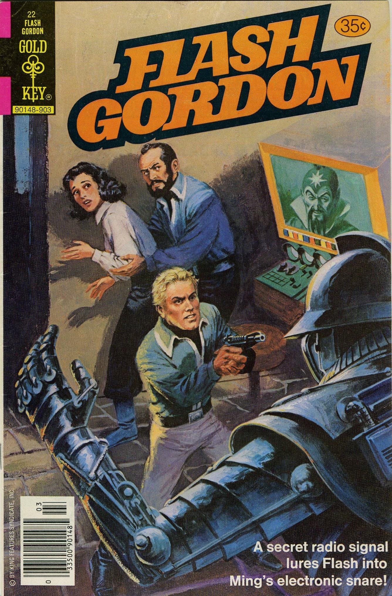 Flash Gordon (1978) 22 Page 1