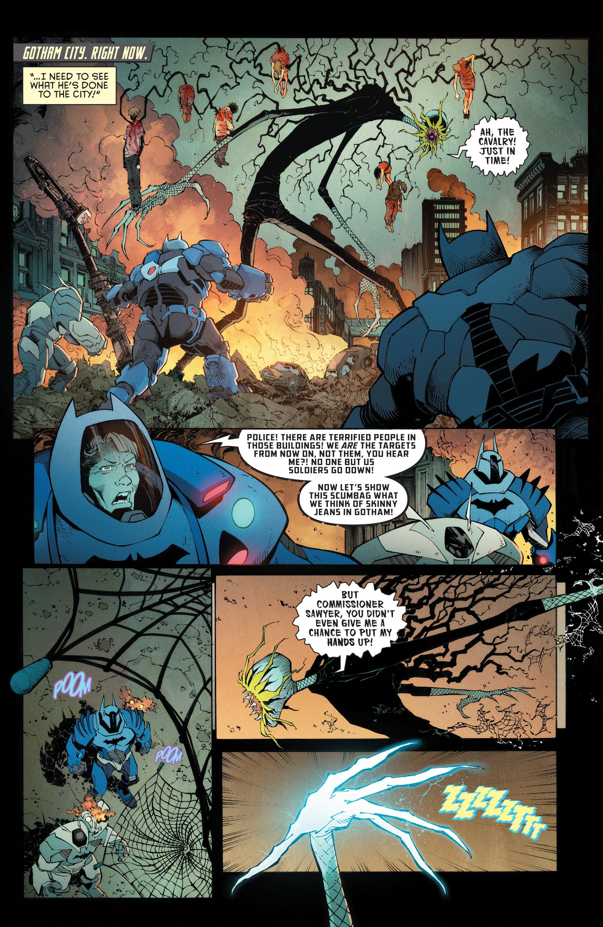 Read online Batman (2011) comic -  Issue # _TPB 9 - 96