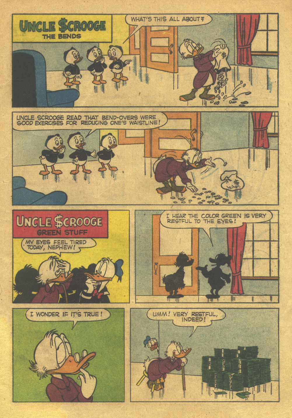Read online Uncle Scrooge (1953) comic -  Issue #36 - 31
