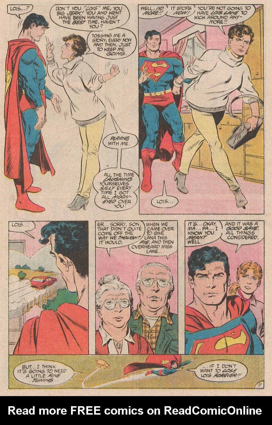 Read online Action Comics (1938) comic -  Issue #597 - 12