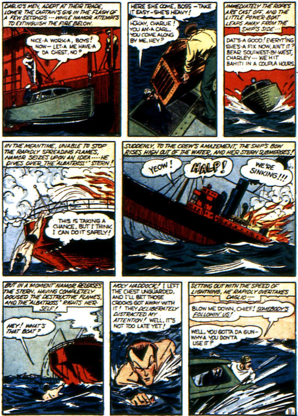 Read online All-Winners Comics comic -  Issue #3 - 53