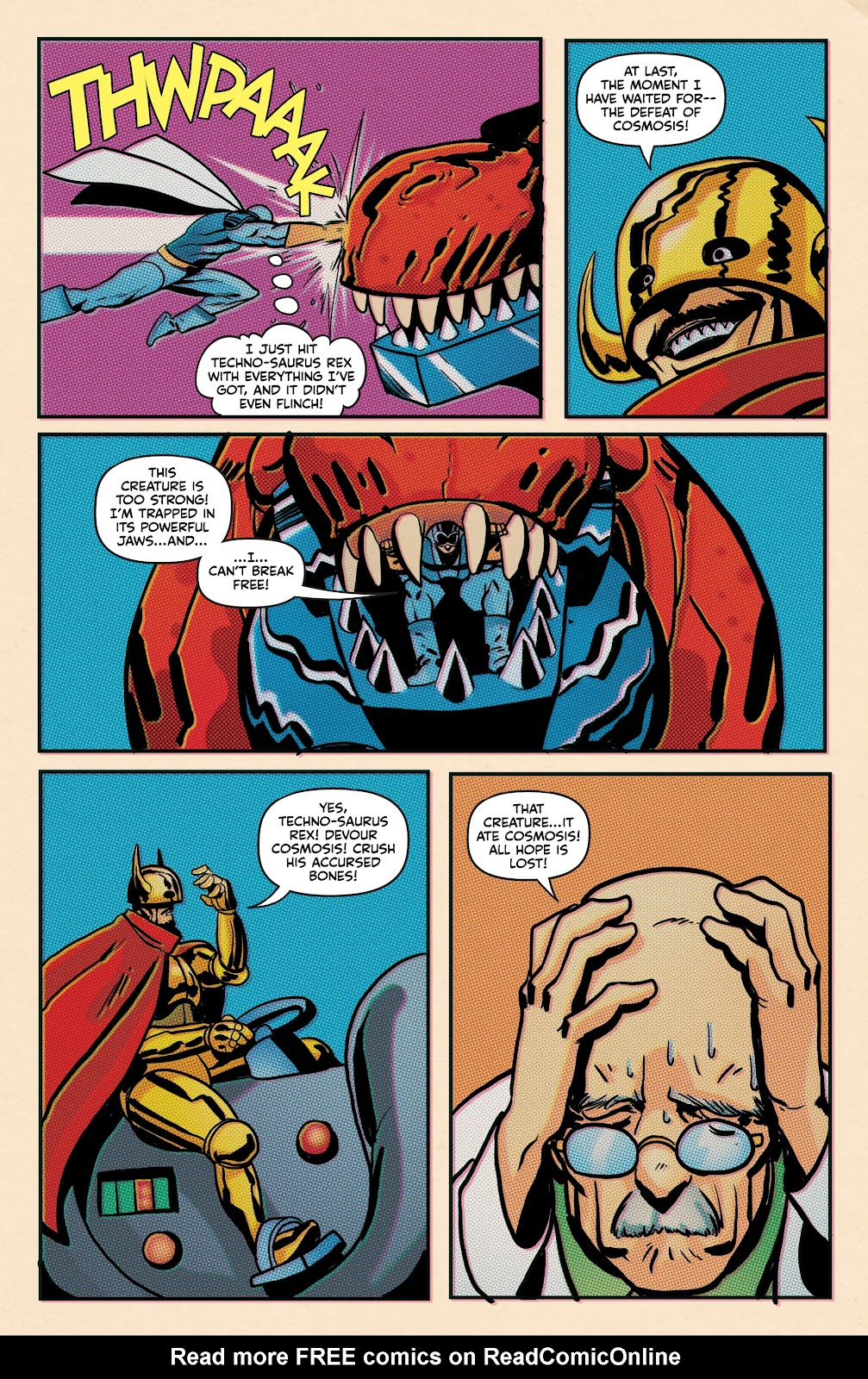 Read online Superb comic -  Issue #19 - 23