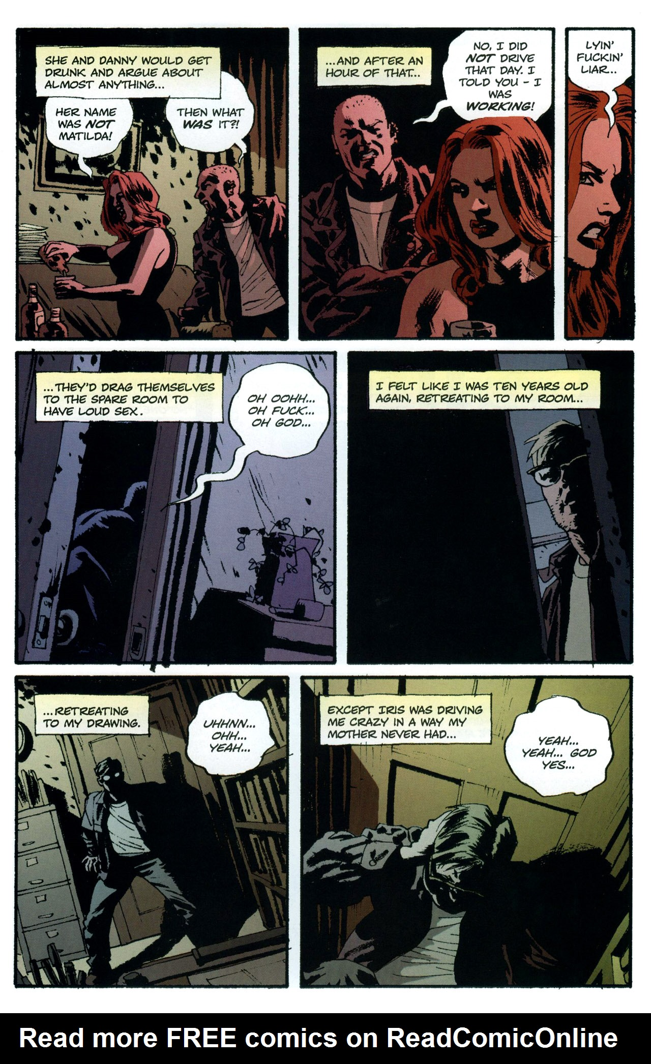 Read online Criminal (2008) comic -  Issue #5 - 10