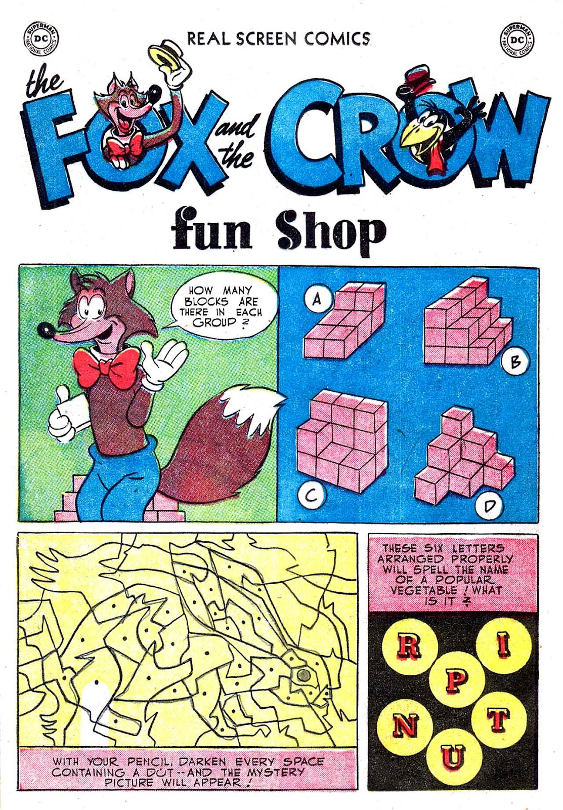Real Screen Comics issue 49 - Page 18