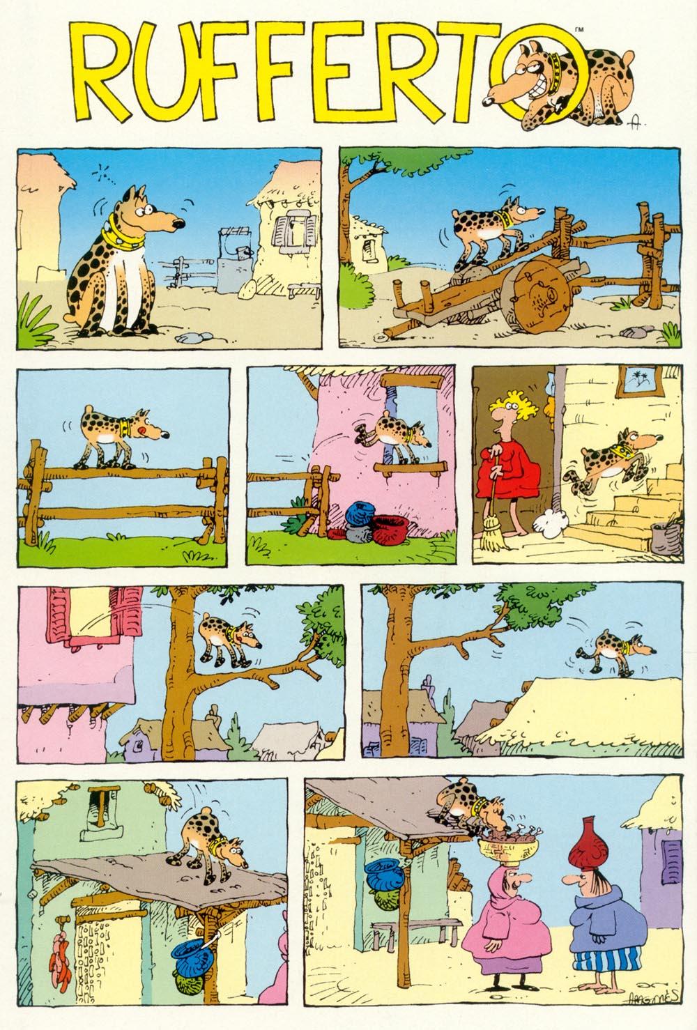 Read online Sergio Aragonés Groo the Wanderer comic -  Issue #114 - 34