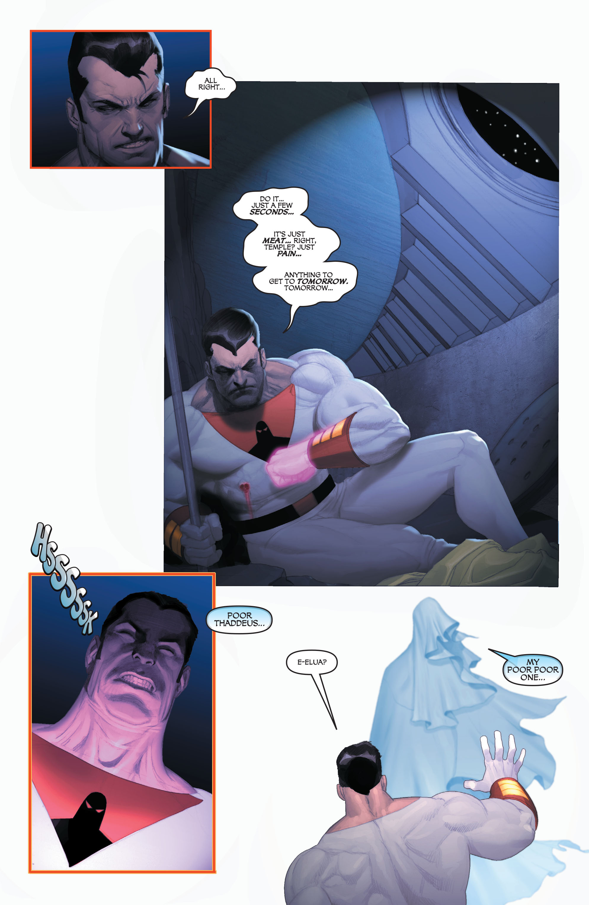 Read online Space Ghost (2016) comic -  Issue # Full - 106