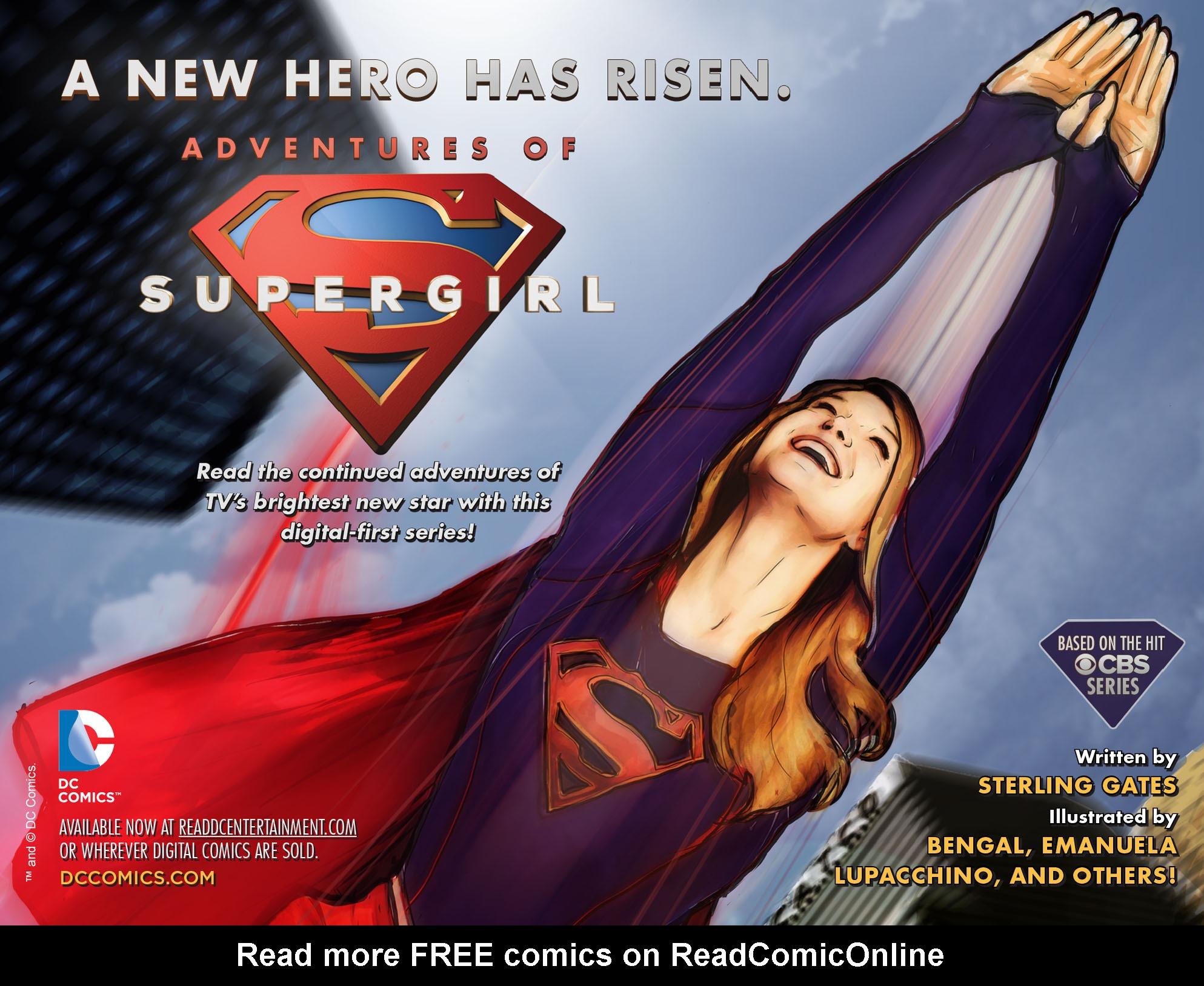 Read online Wonder Woman '77 [I] comic -  Issue #15 - 23