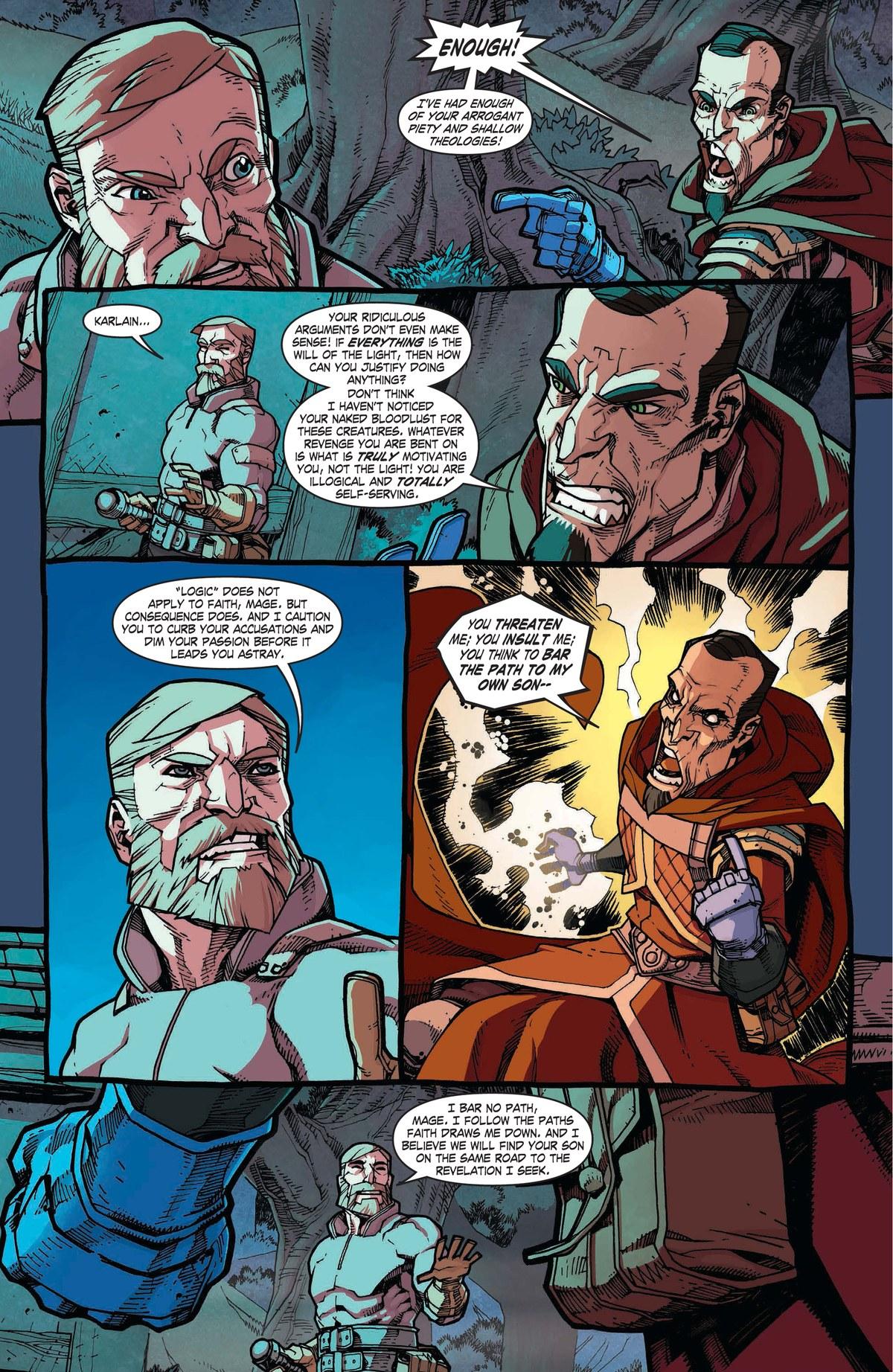Read online World of Warcraft: Dark Riders comic -  Issue # Full - 53