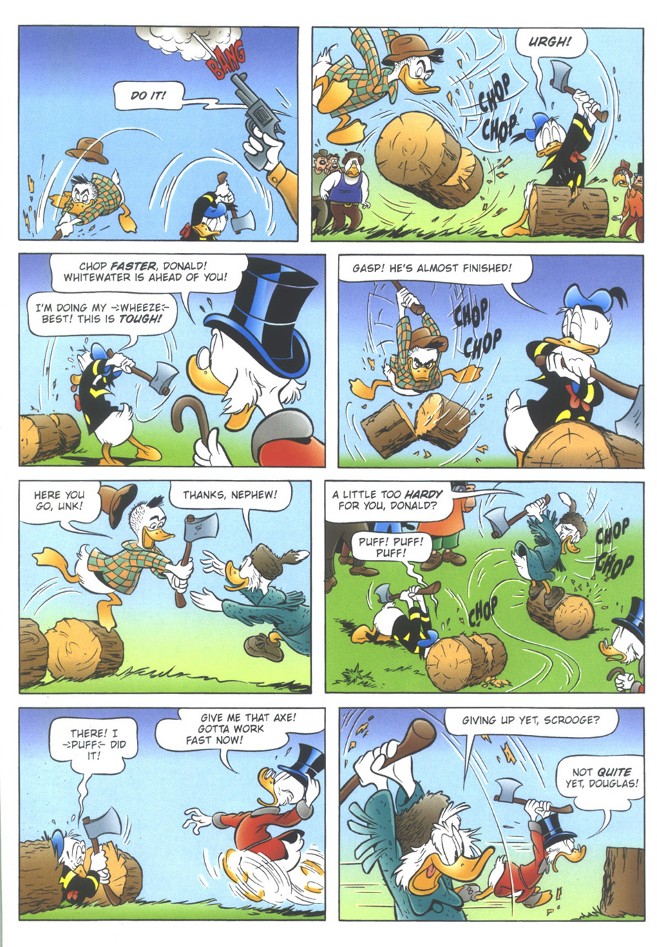 Read online Uncle Scrooge (1953) comic -  Issue #349 - 59