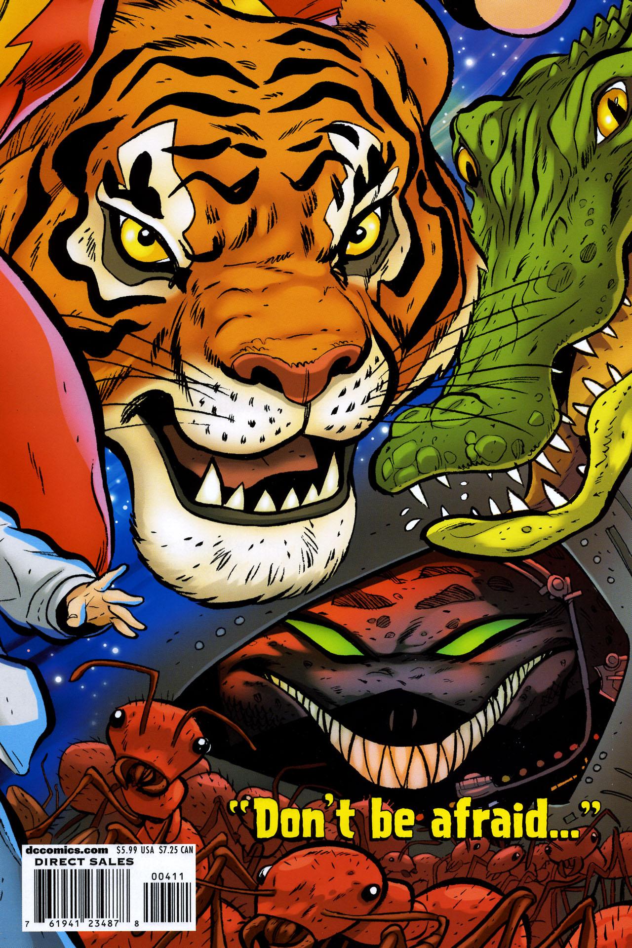 Read online Shazam!: The Monster Society of Evil comic -  Issue #4 - 51