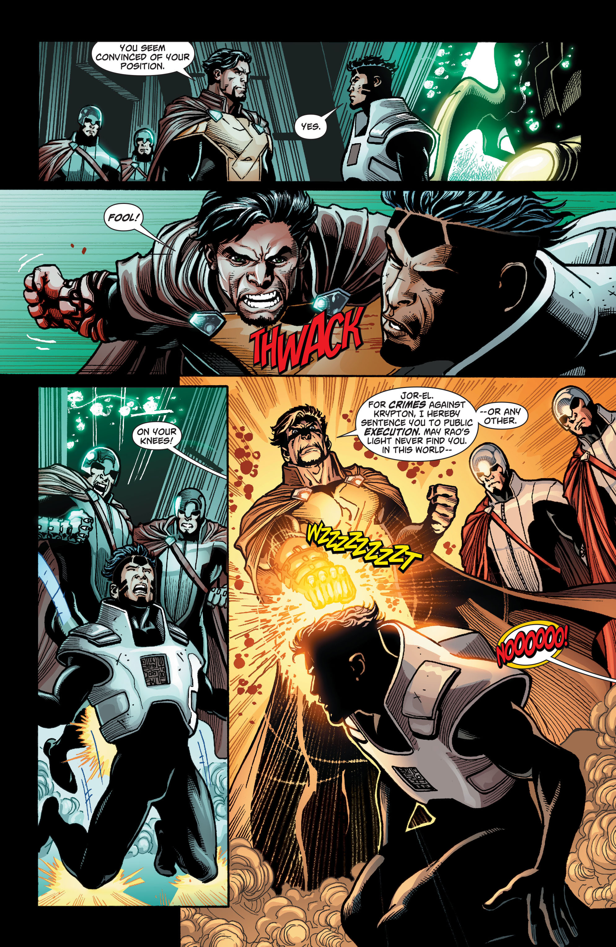 Read online Action Comics (2011) comic -  Issue #23 - 20