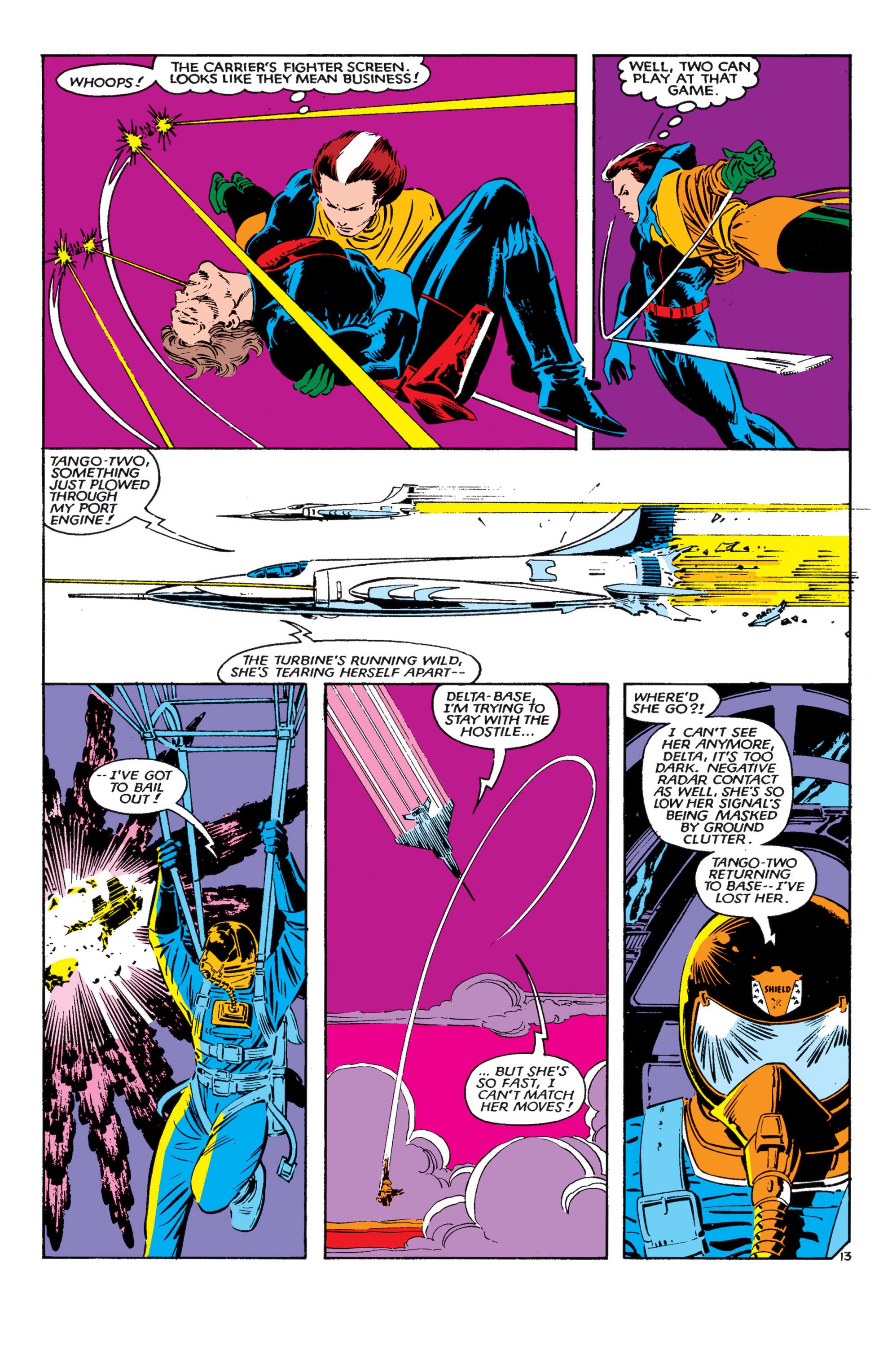 Read online Uncanny X-Men (1963) comic -  Issue #182 - 14