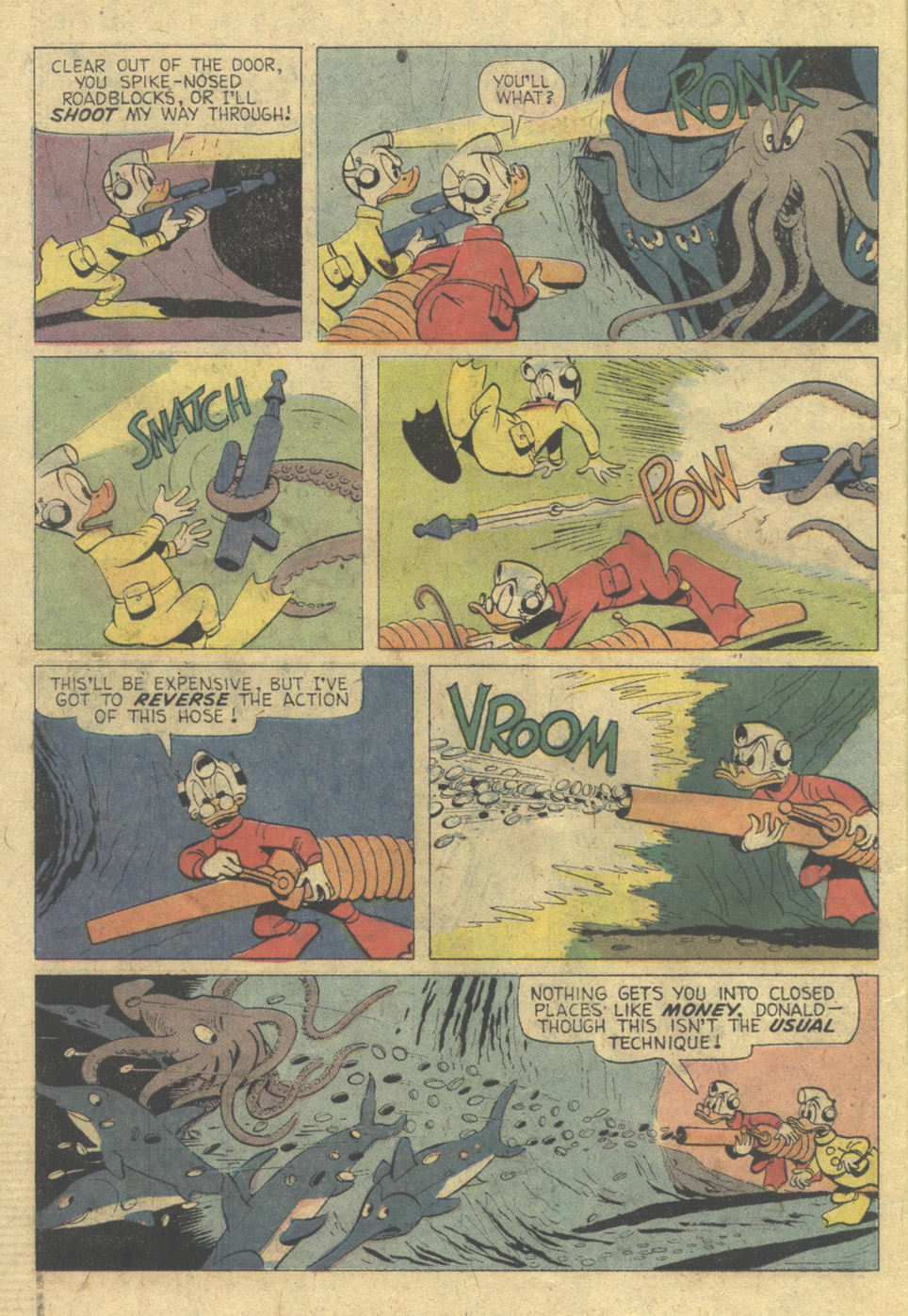 Read online Uncle Scrooge (1953) comic -  Issue #125 - 22