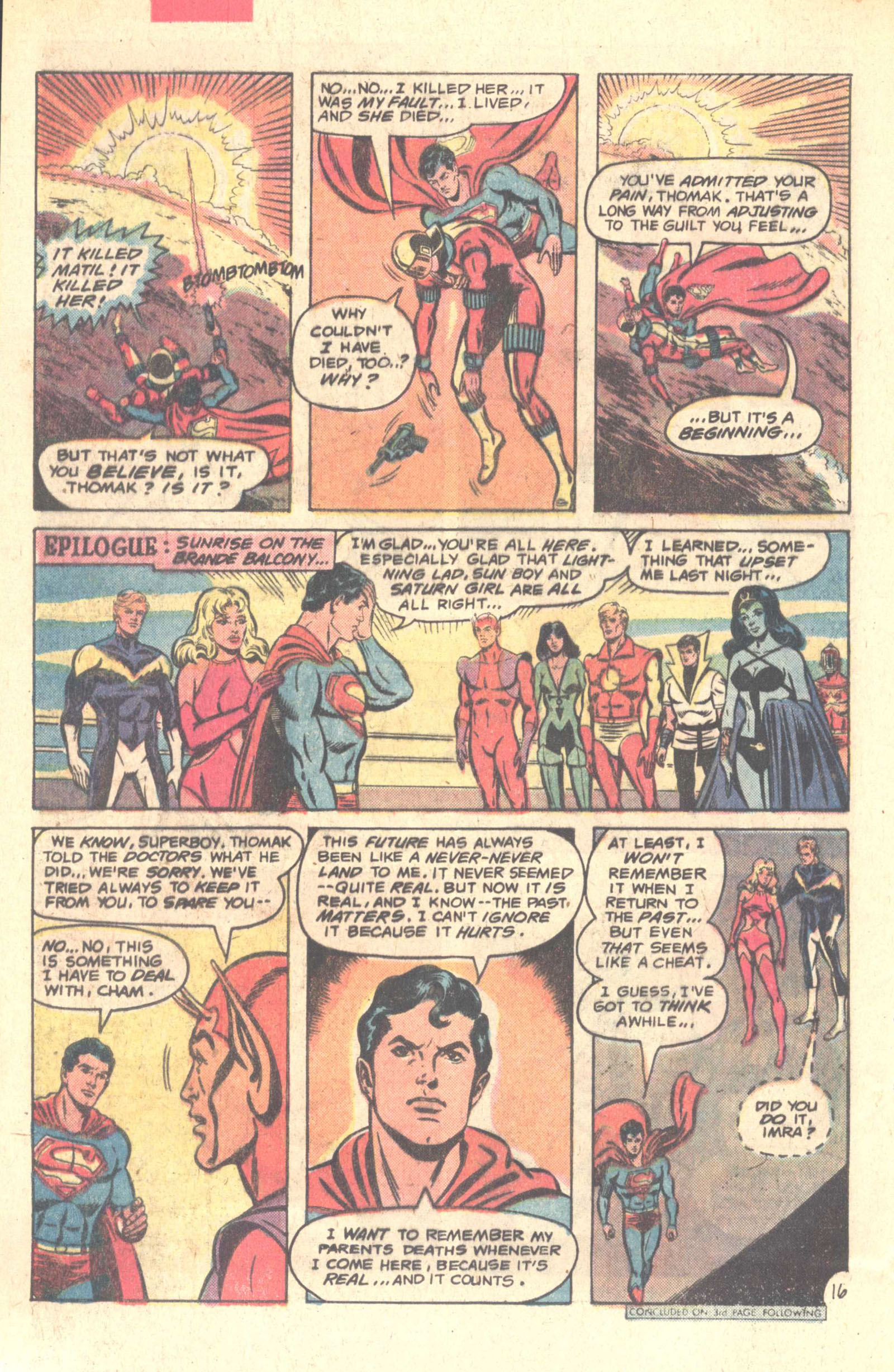 Legion of Super-Heroes (1980) 259 Page 26