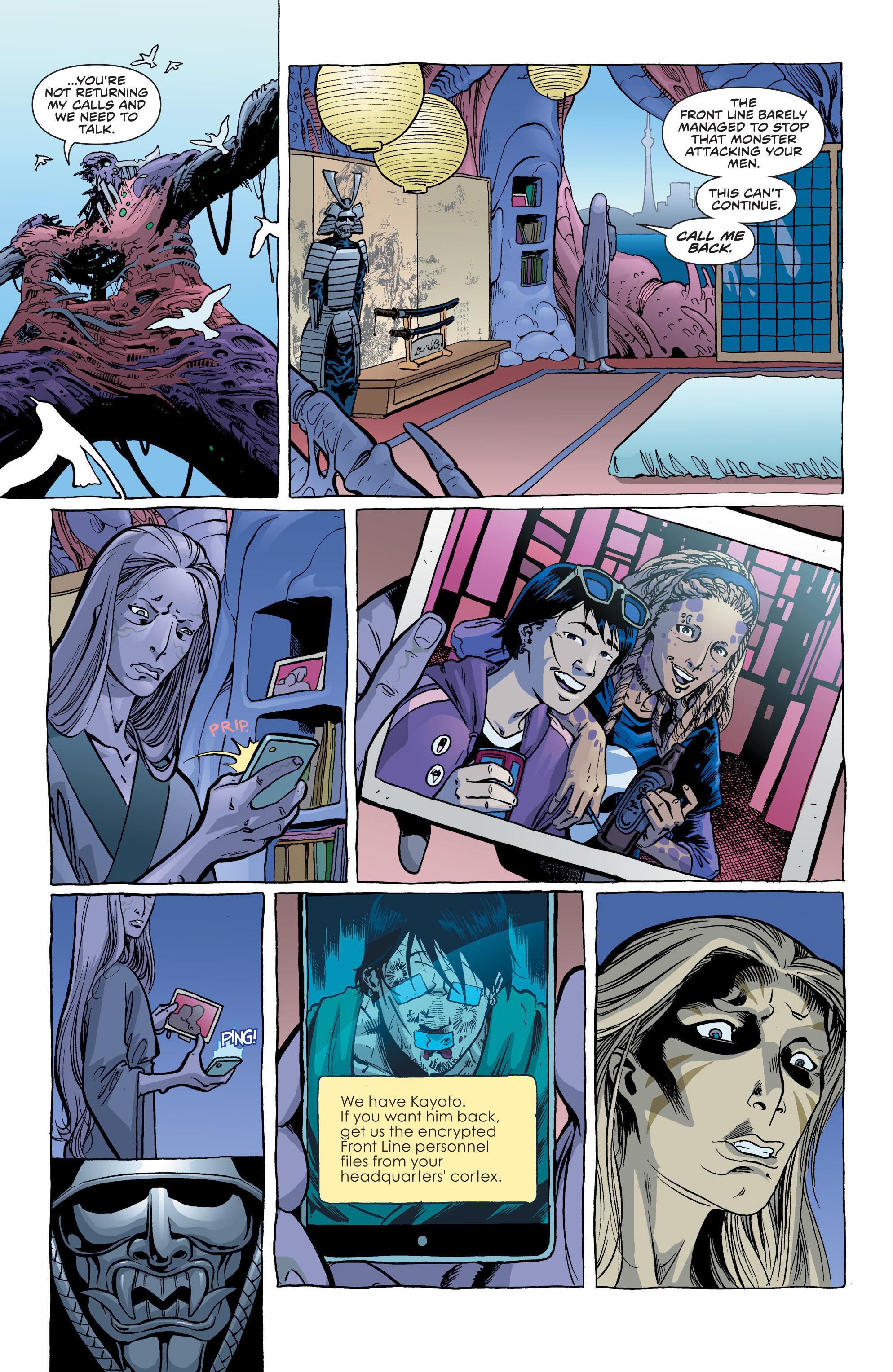 Read online Secret Identities comic -  Issue #4 - 4
