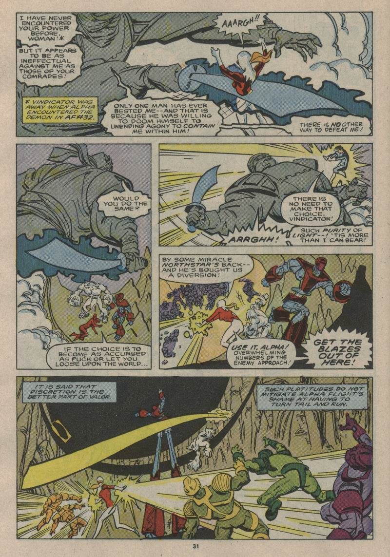 Alpha Flight (1983) 50 Page 32