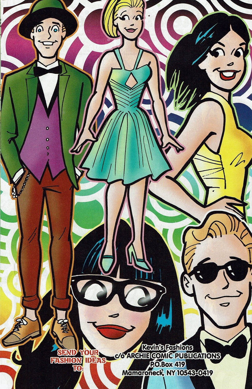 Read online Kevin Keller comic -  Issue #9 - 33
