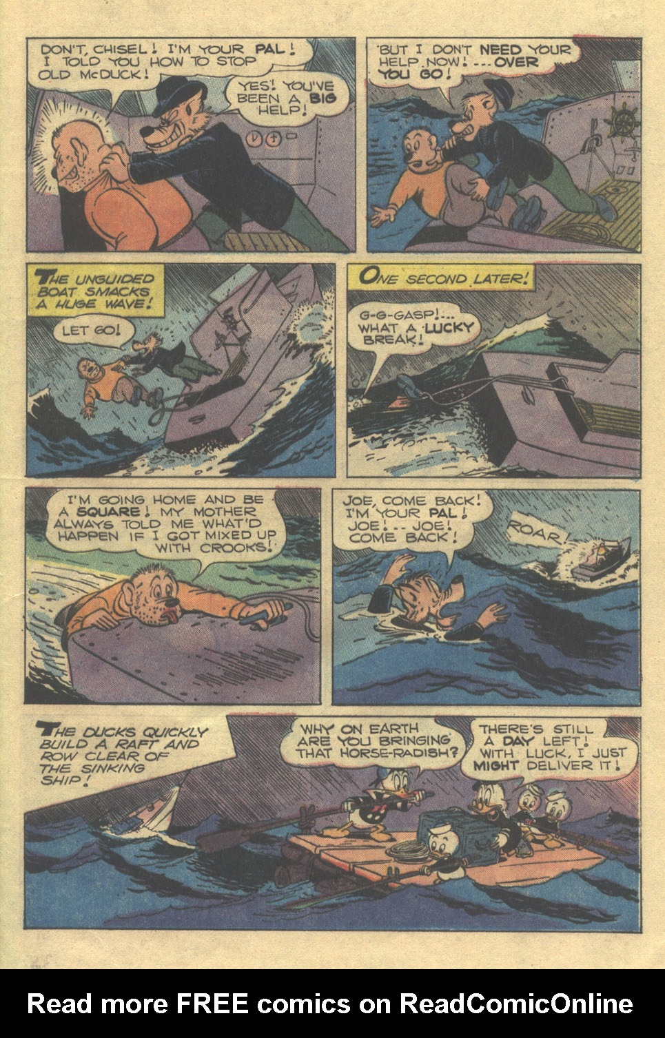 Read online Uncle Scrooge (1953) comic -  Issue #105 - 25