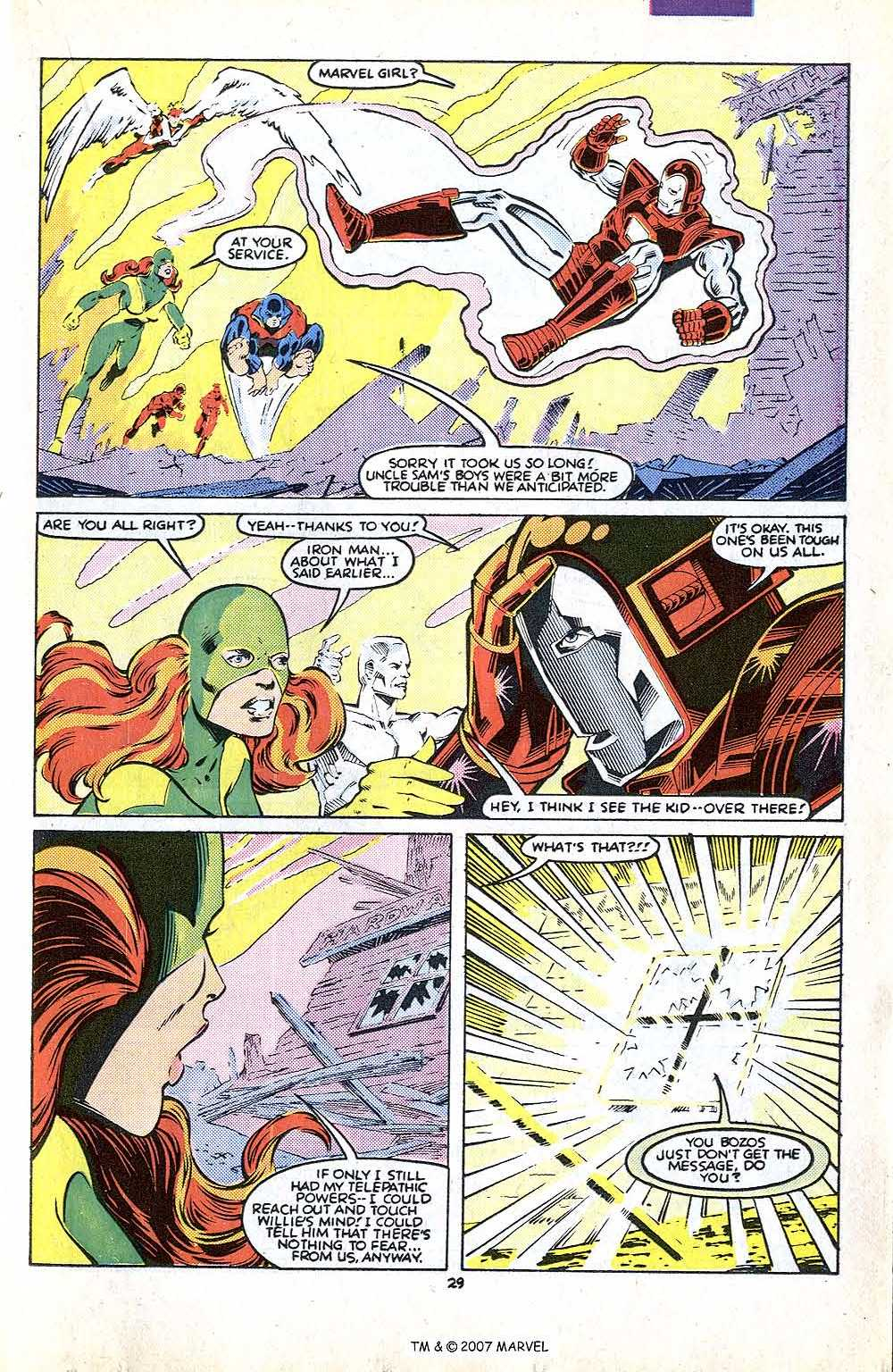 Iron Man Annual issue 8 - Page 35