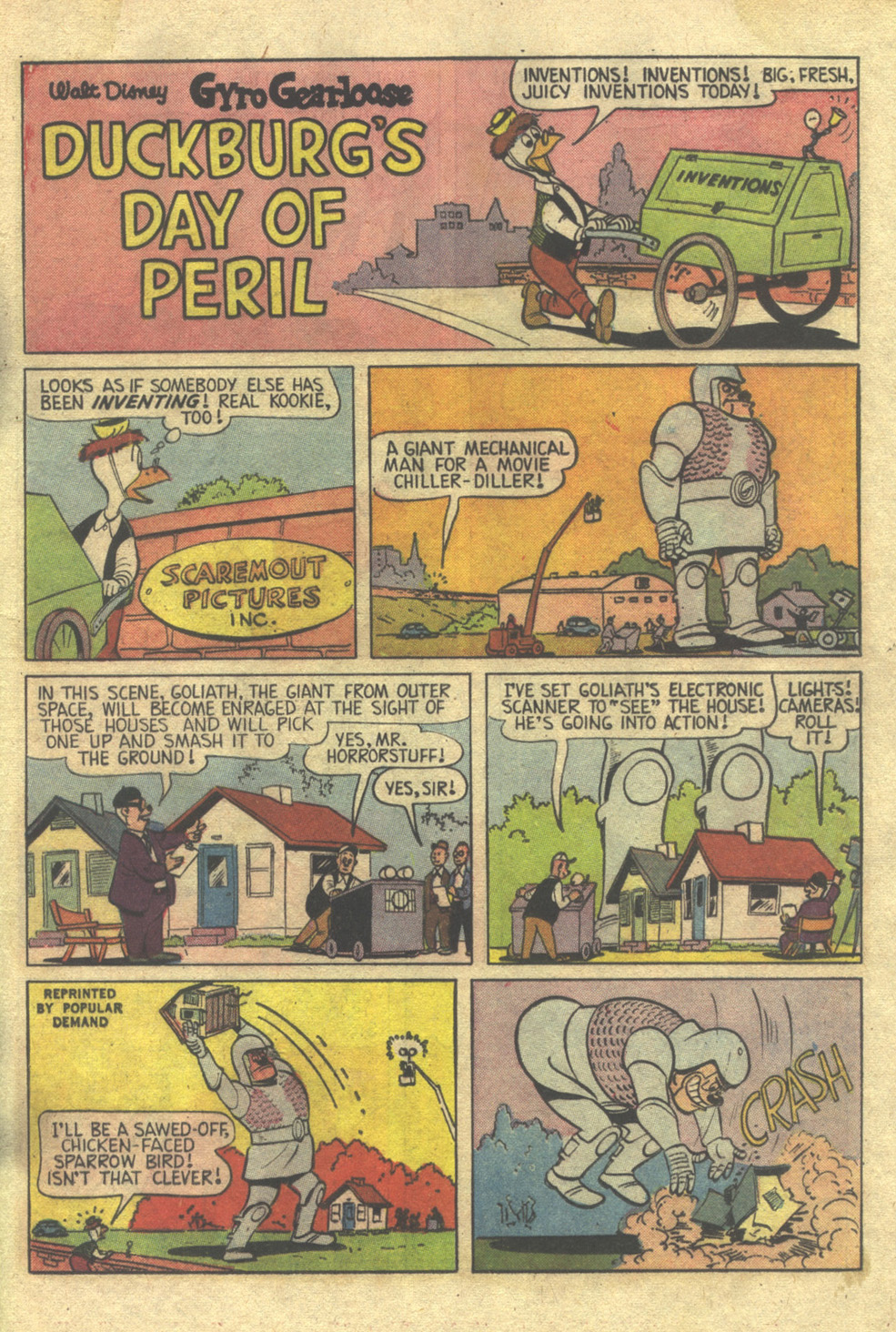 Read online Uncle Scrooge (1953) comic -  Issue #36 - 20