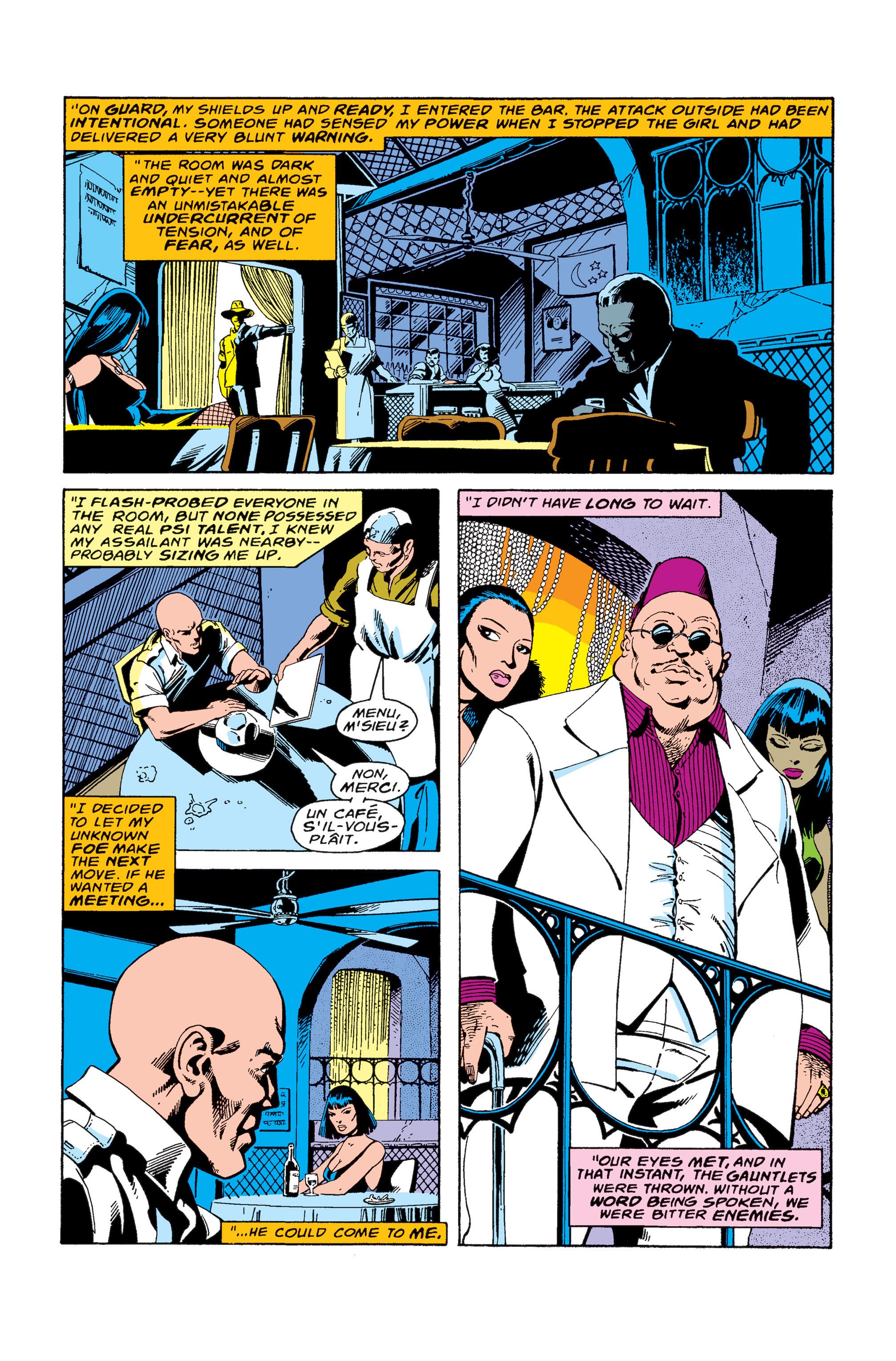 Read online Uncanny X-Men (1963) comic -  Issue #117 - 10