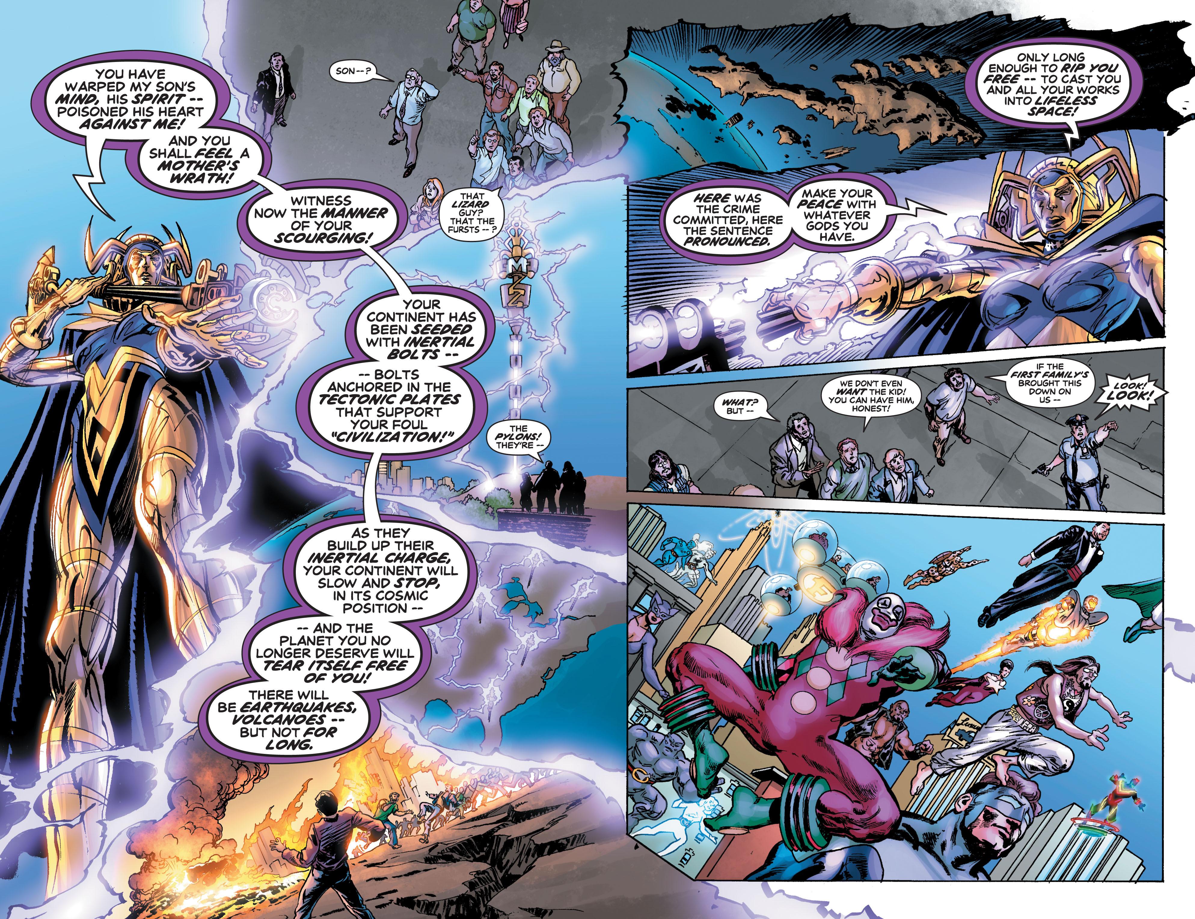 Read online Astro City: Dark Age/Book One comic -  Issue #4 - 8