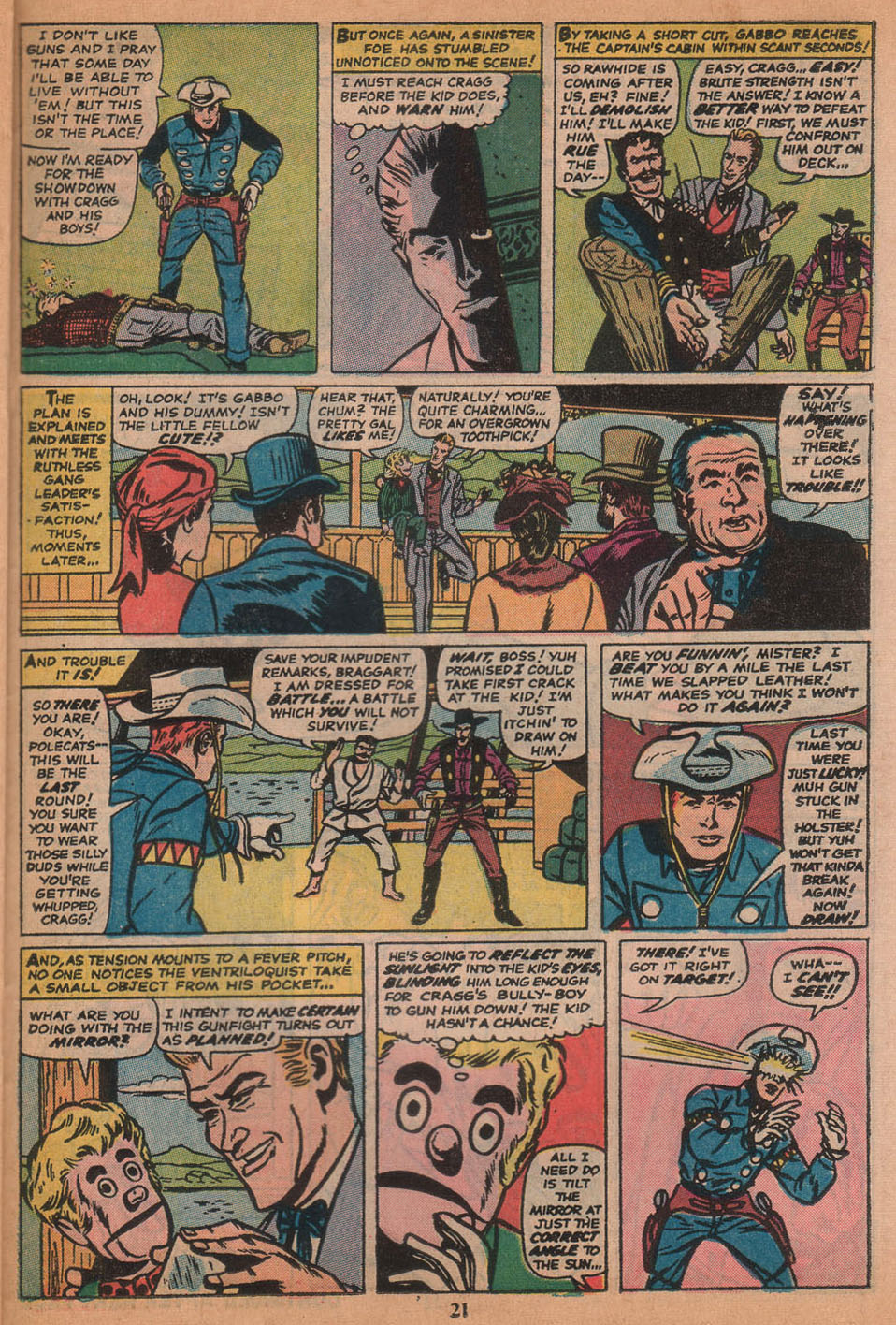 The Rawhide Kid (1955) issue 116 - Page 23