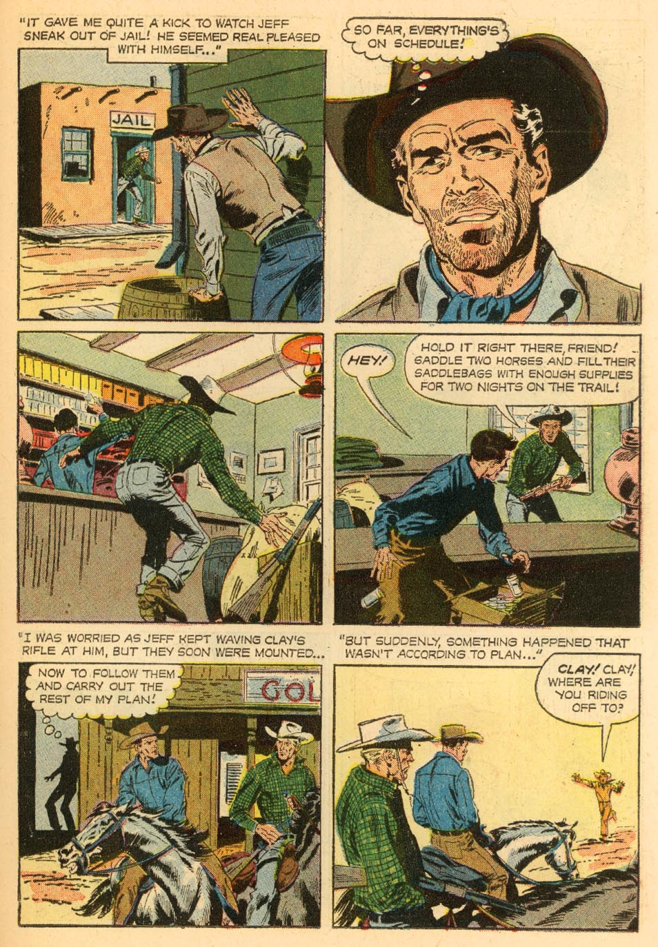 Four Color Comics issue 1077 - Page 23