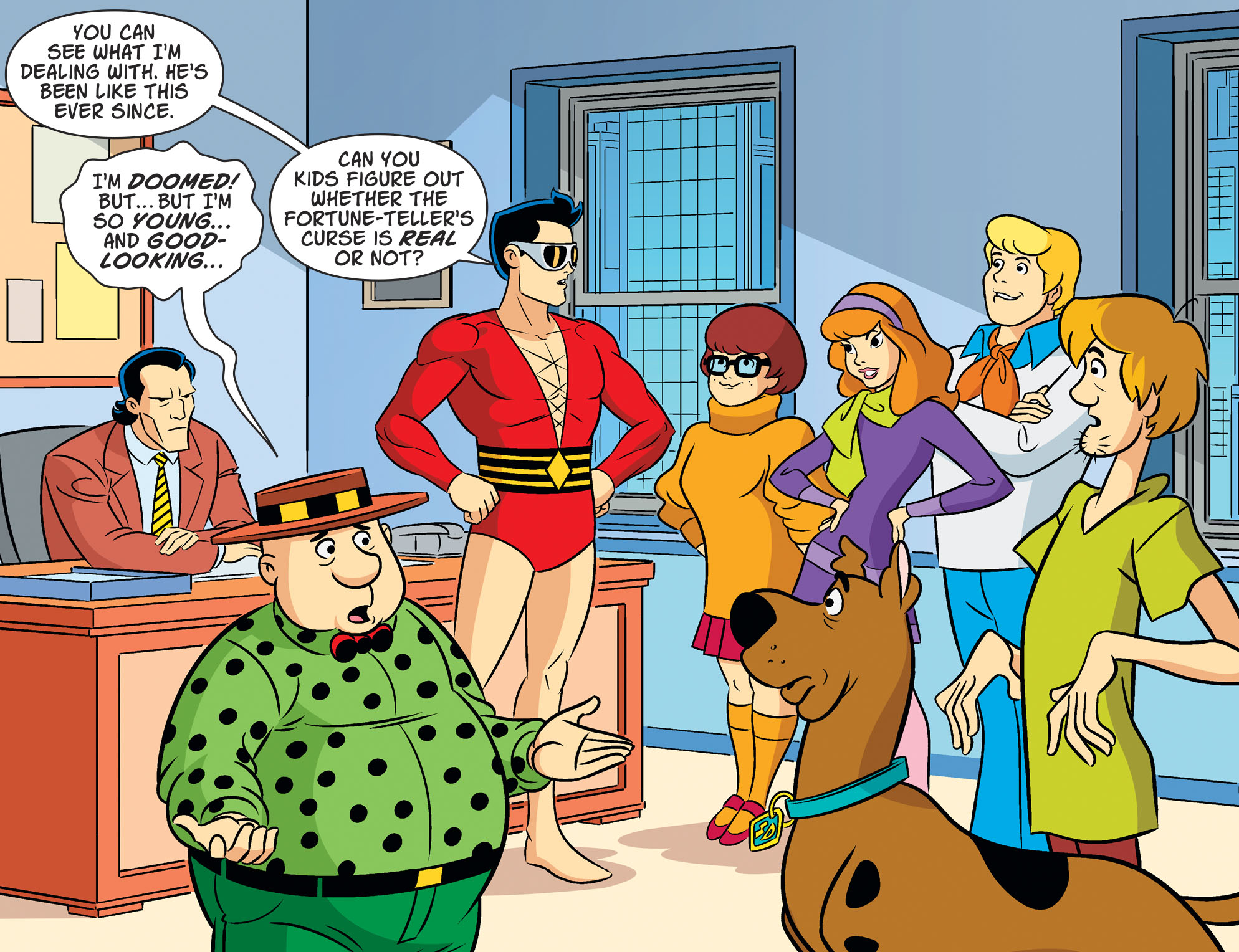 Read online Scooby-Doo! Team-Up comic -  Issue #53 - 8
