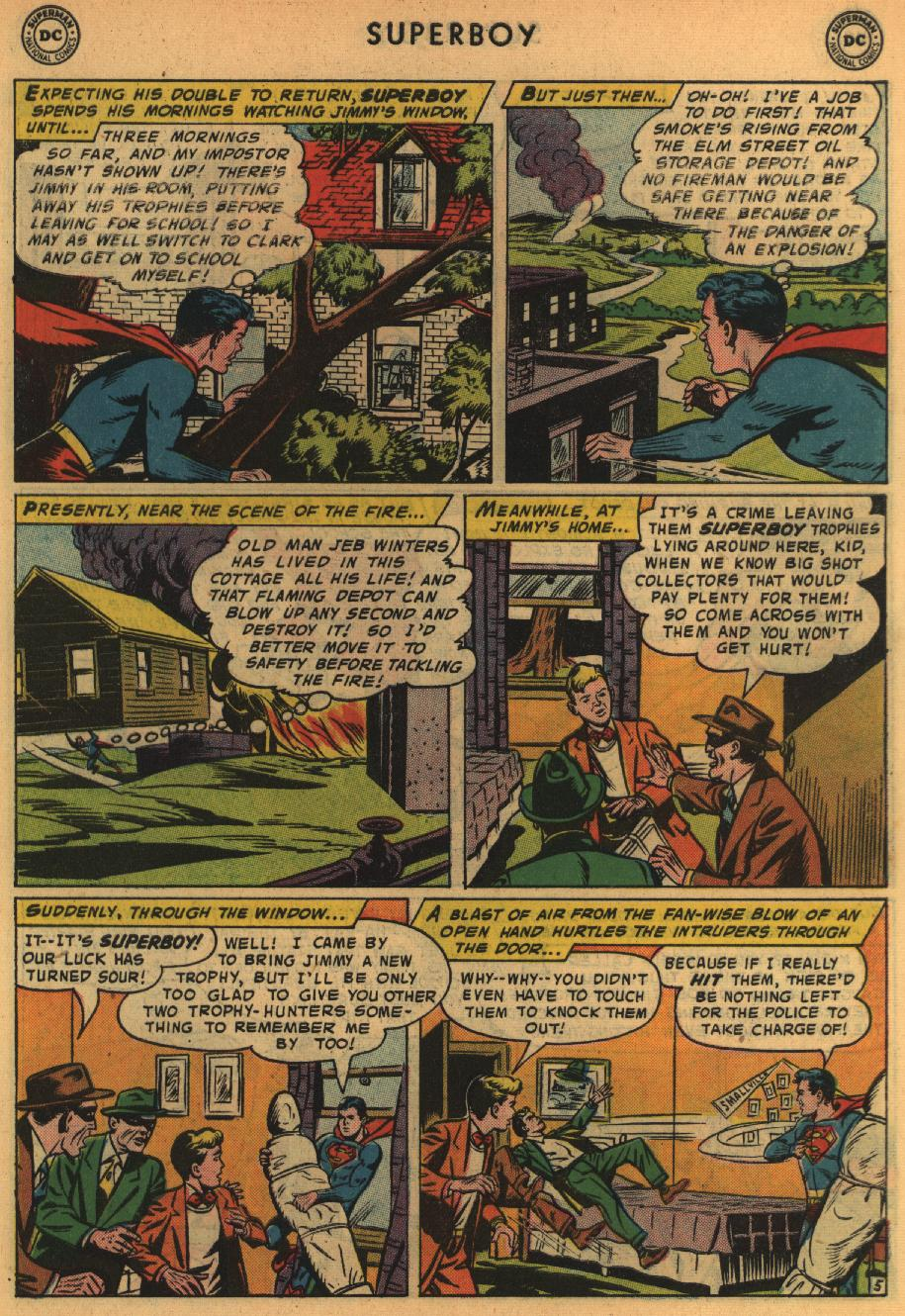 Superboy (1949) issue 64 - Page 6