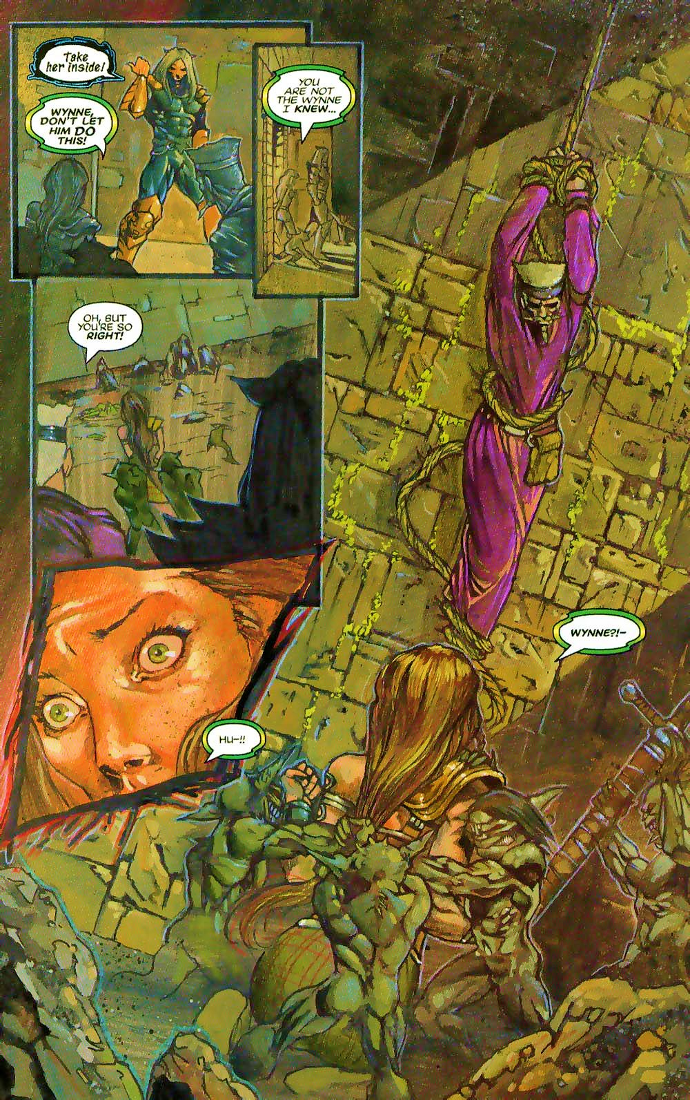More Than Mortal: Sagas issue 3 - Page 7