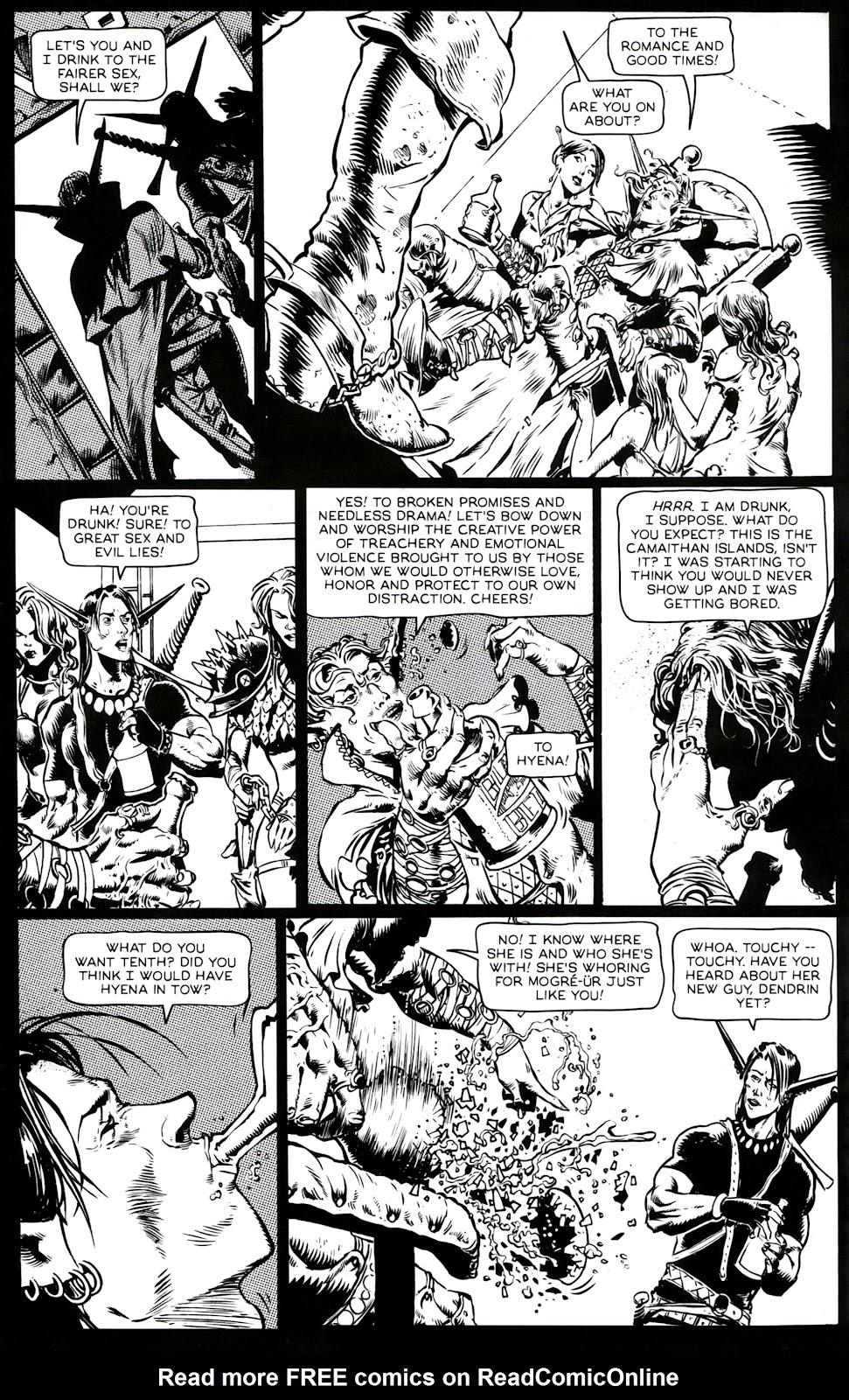Read online Poison Elves (2013) comic -  Issue #3 - 15