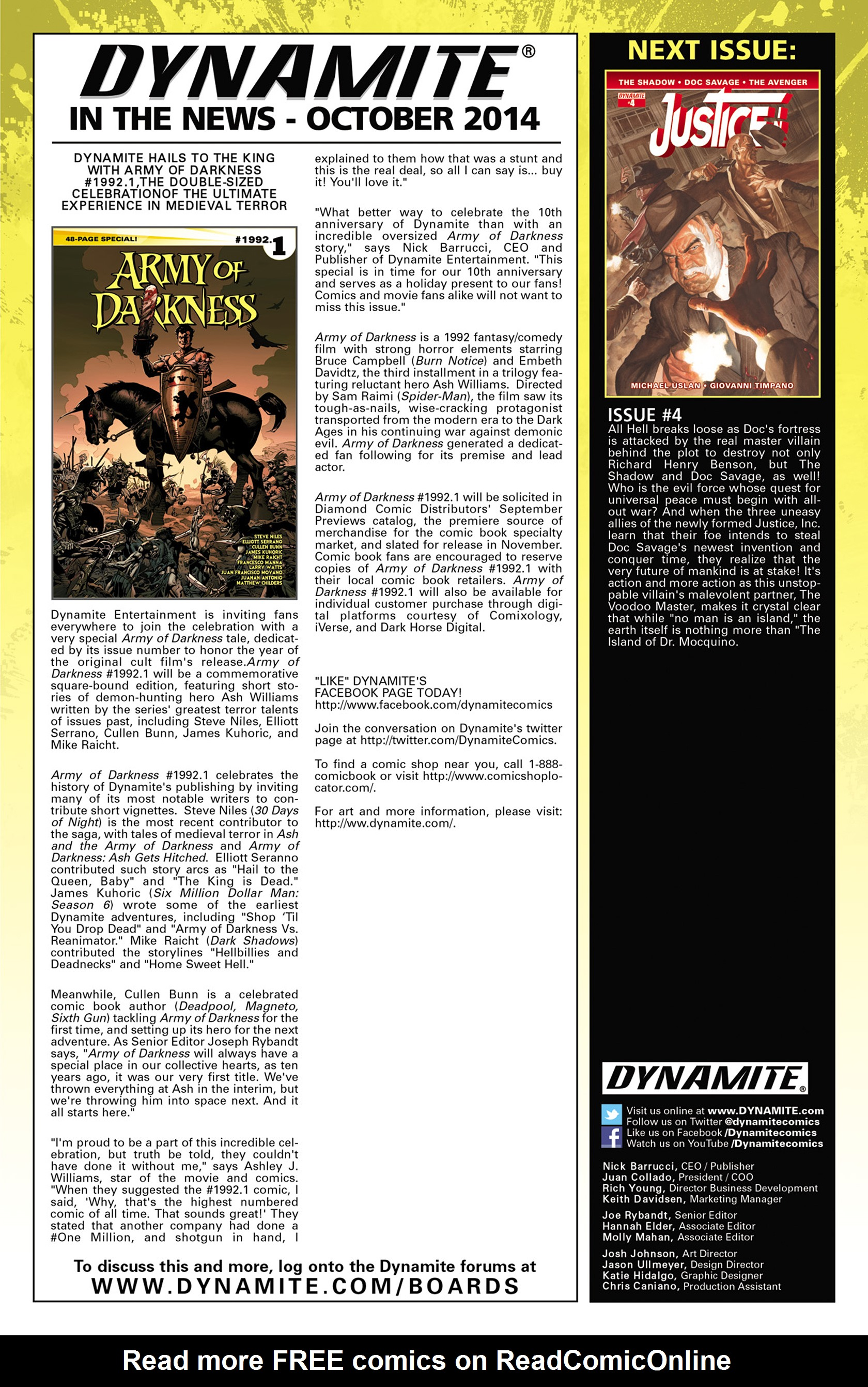 Read online Justice, Inc. comic -  Issue #3 - 30