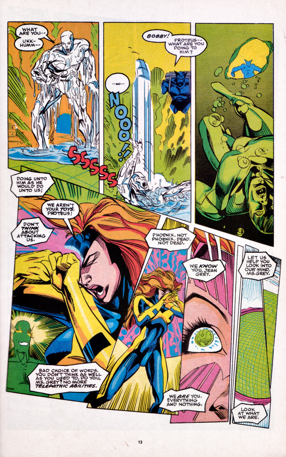 Read online X-Factor (1986) comic -  Issue # _ Annual 6 - 11