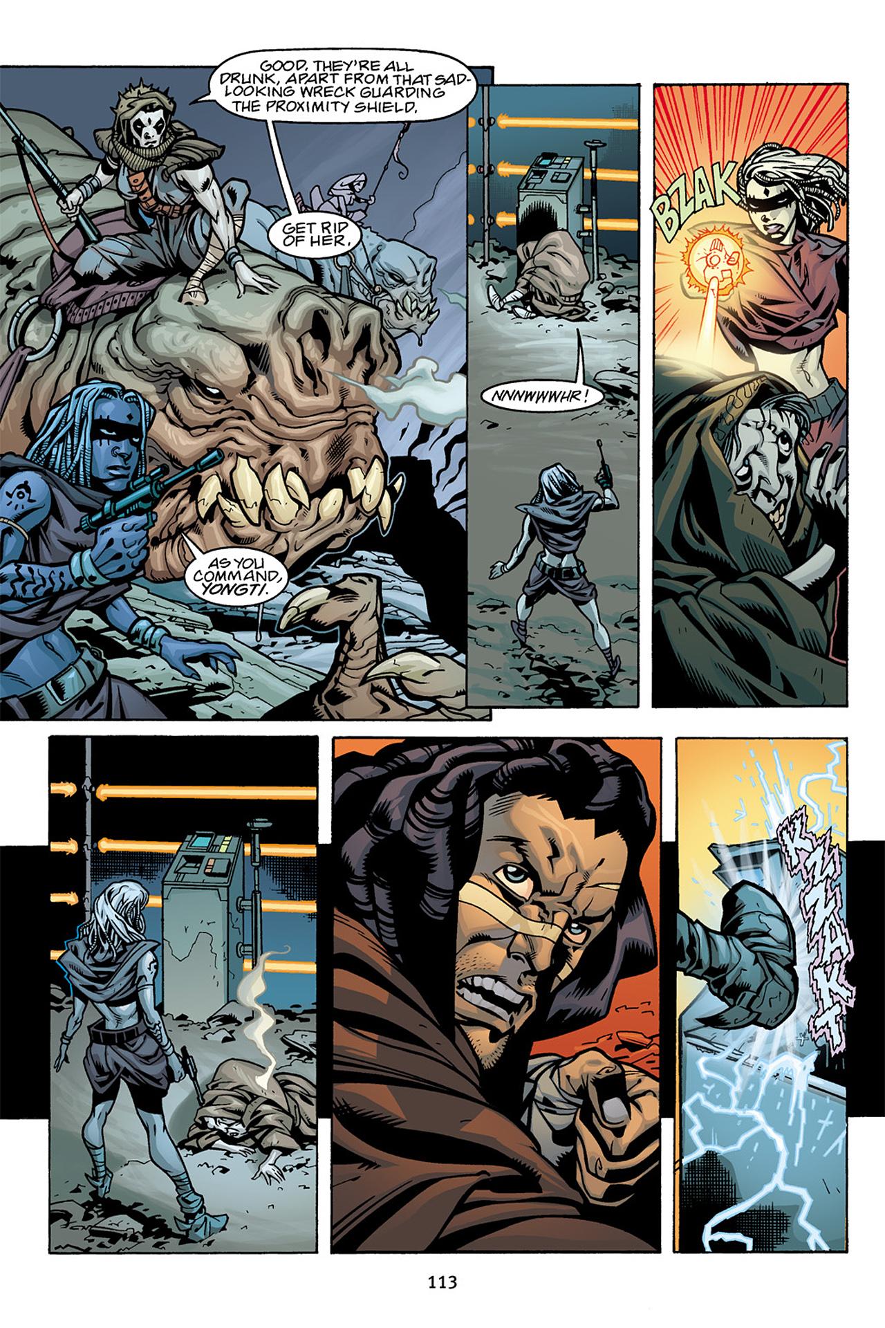 Read online Star Wars Omnibus comic -  Issue # Vol. 15 - 110