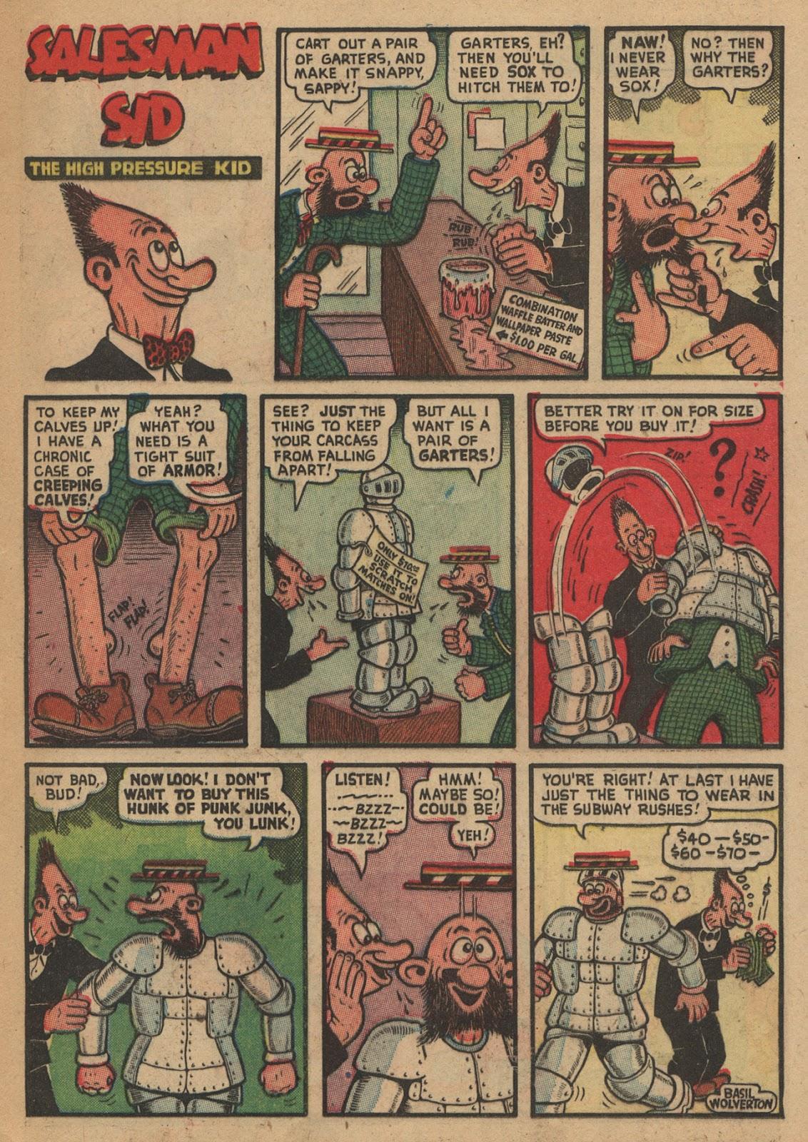 Read online Gay Comics comic -  Issue #23 - 25