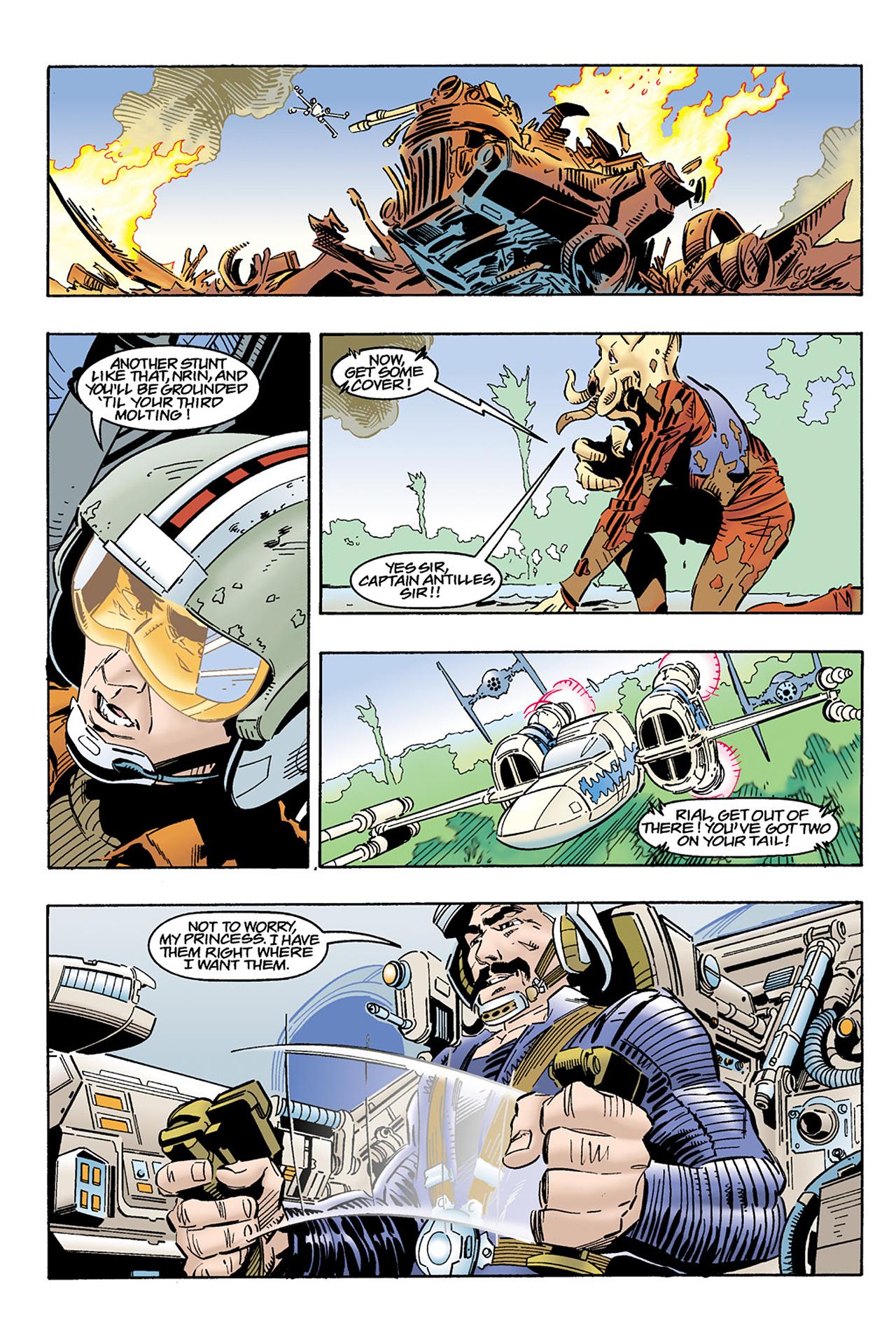Read online Star Wars Omnibus comic -  Issue # Vol. 2 - 153