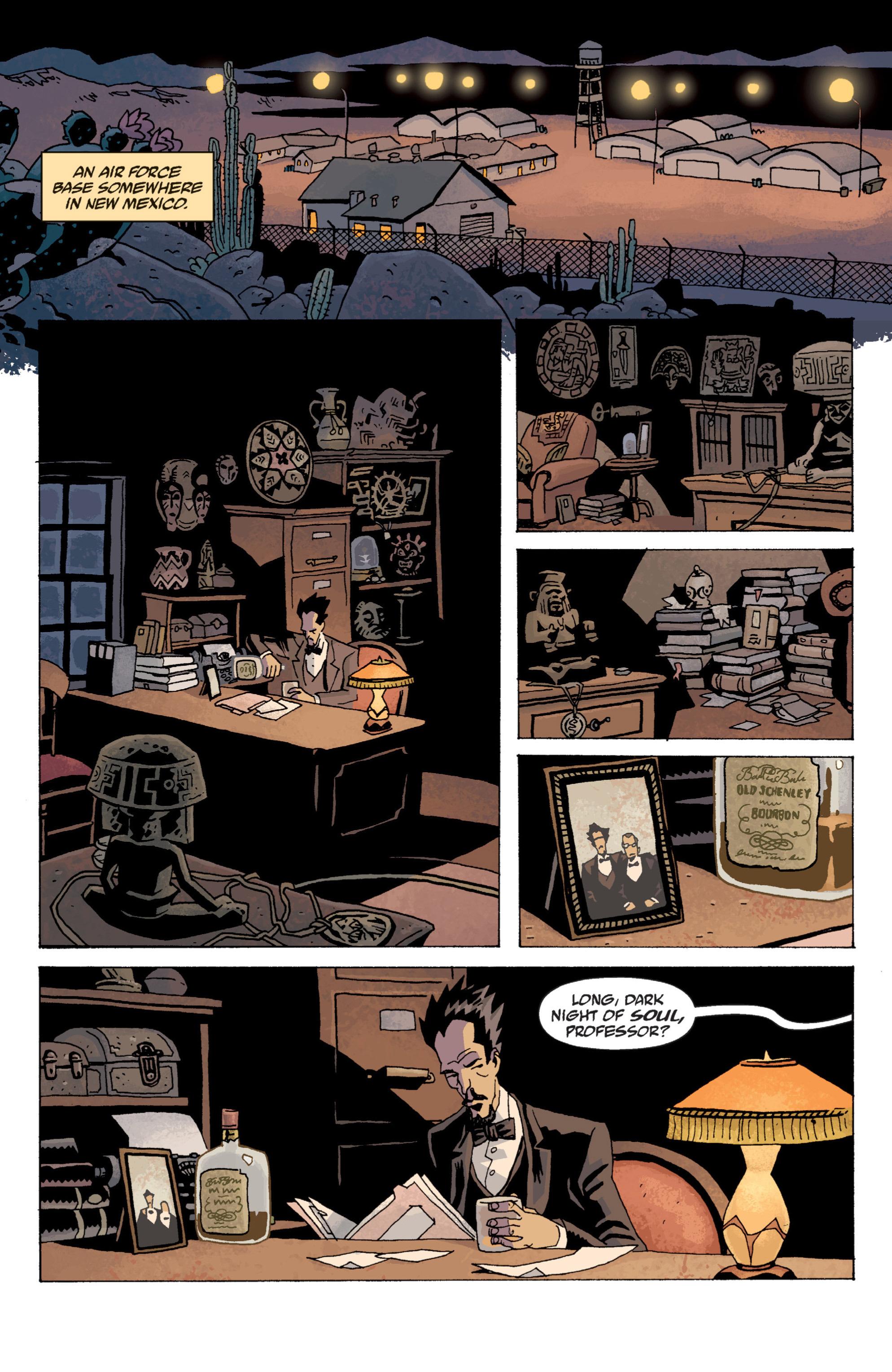 Read online B.P.R.D. (2003) comic -  Issue # TPB 13 - 11